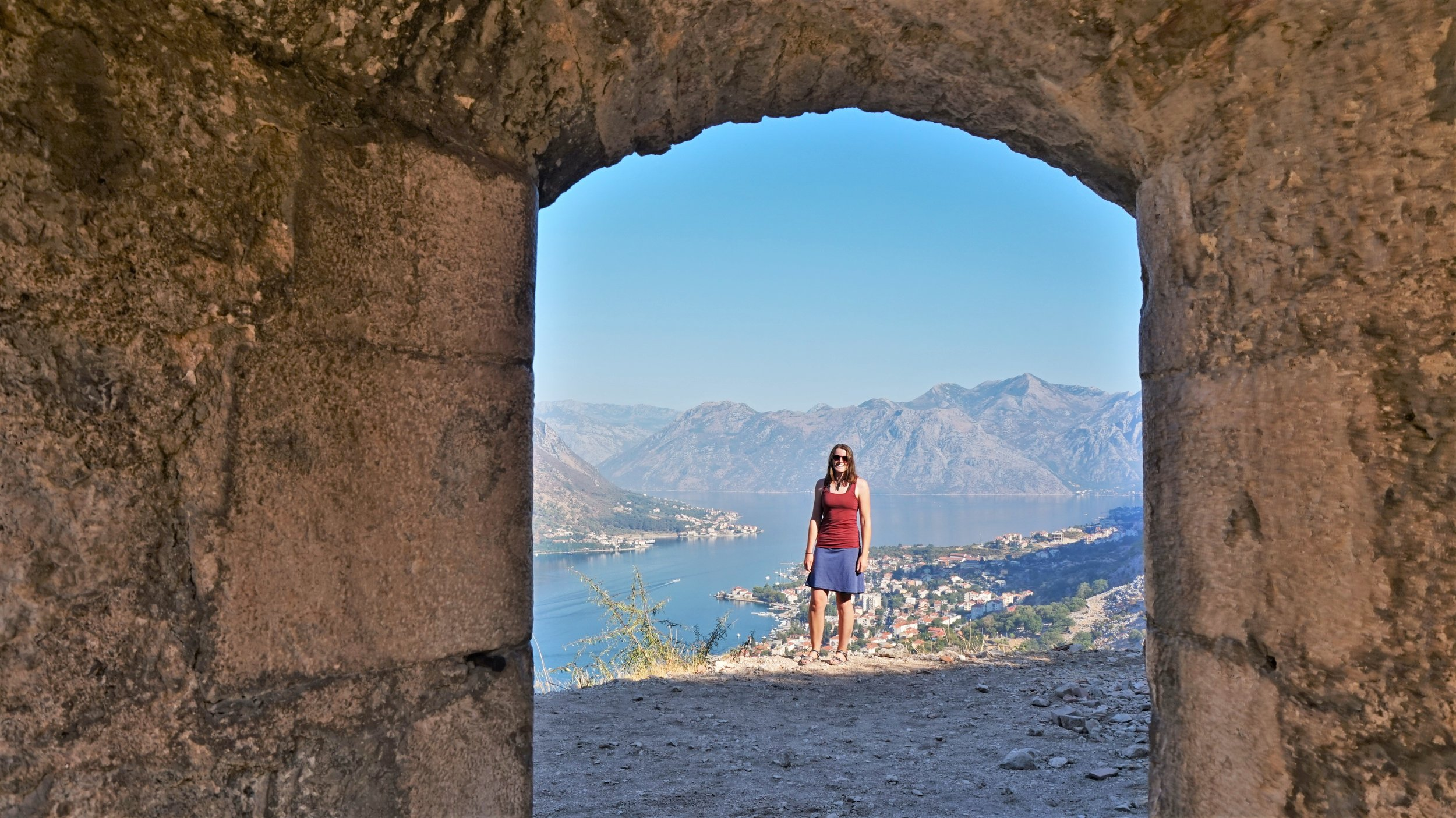bay of kotor on a budget great views for free