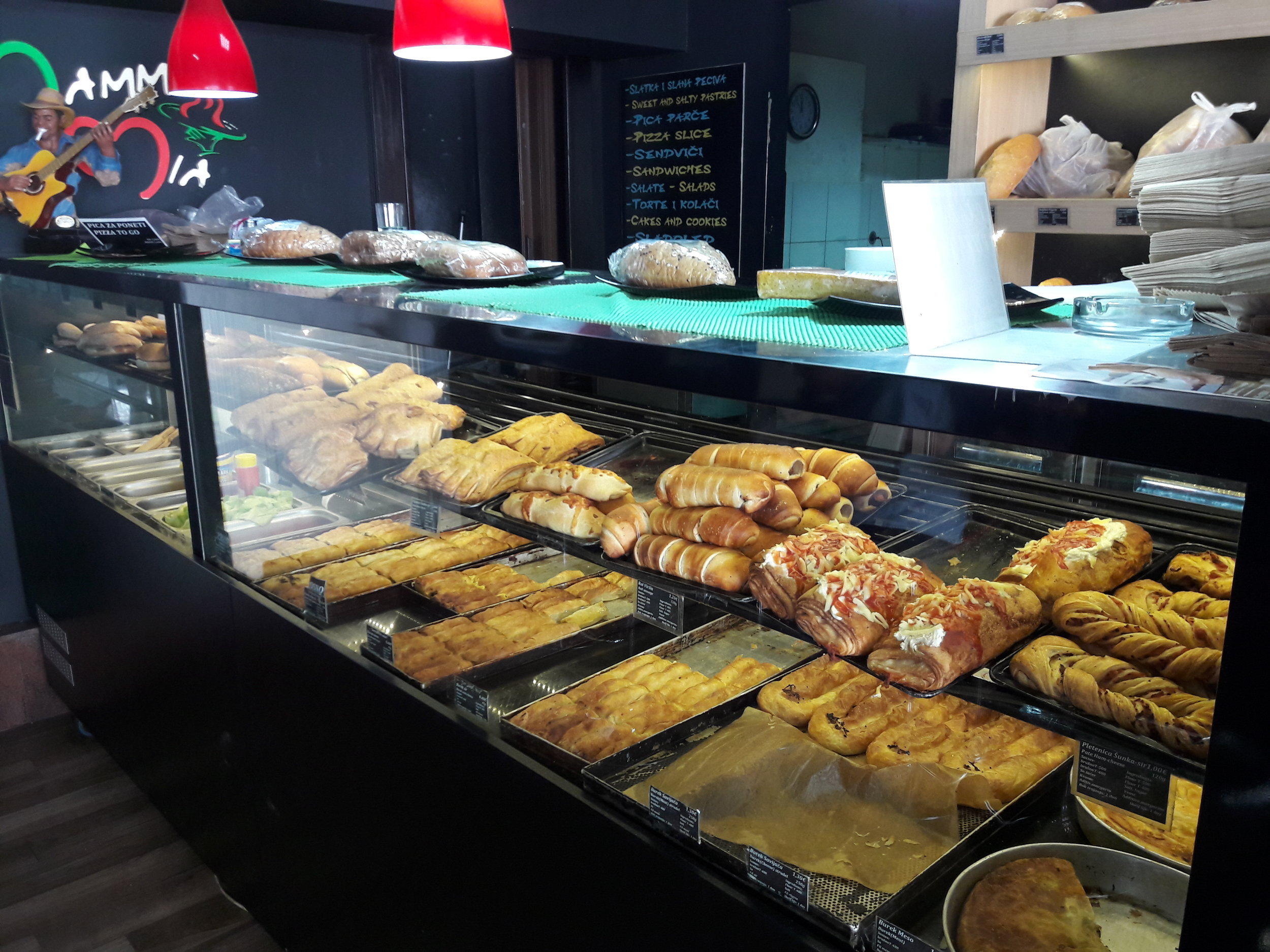 cheap places to eat in kotor on a budget mamma mia bakery