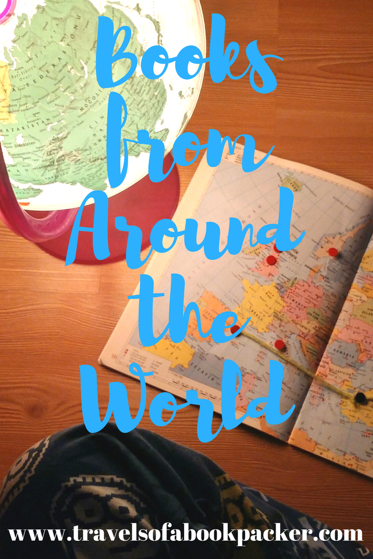 Looking for travel inspiration? Here are 22 books from around the world to inspire your next trip! #books #travelinspiration