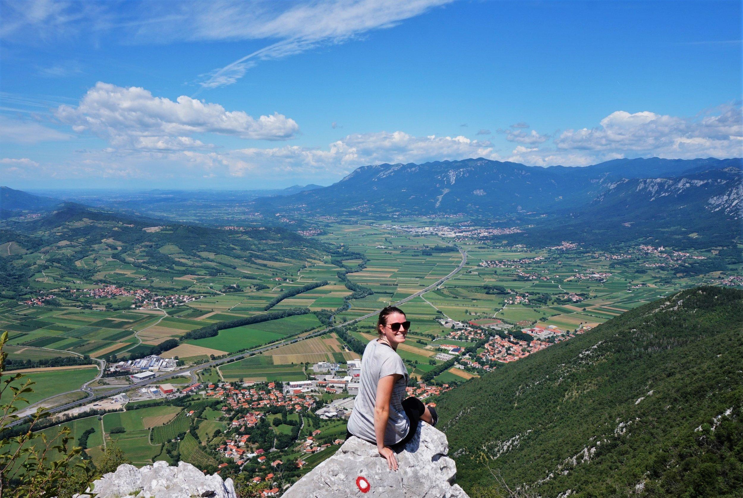Vipava Valley Slovenia