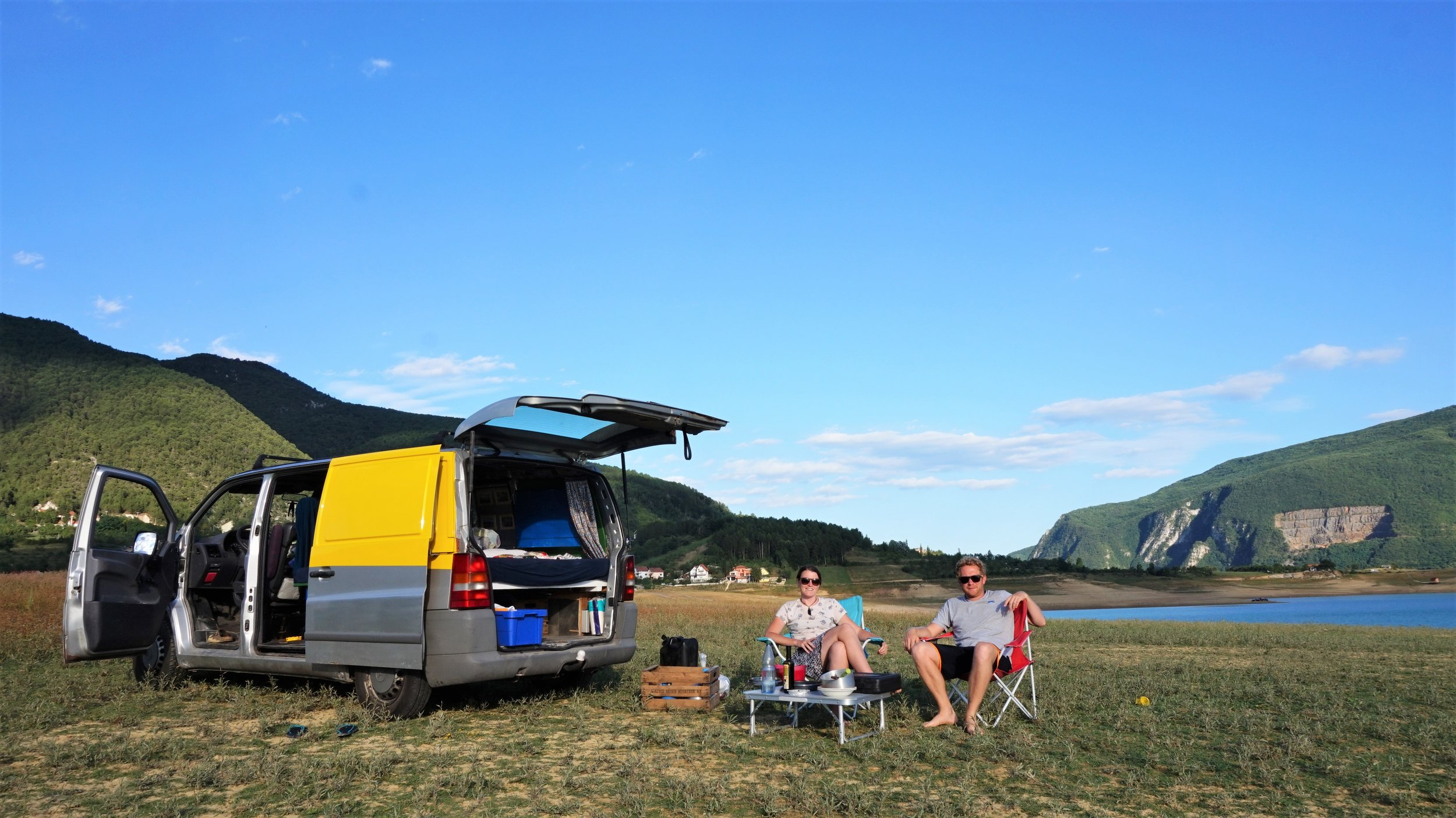 camping in the balkans. The best way to travel the Balkans