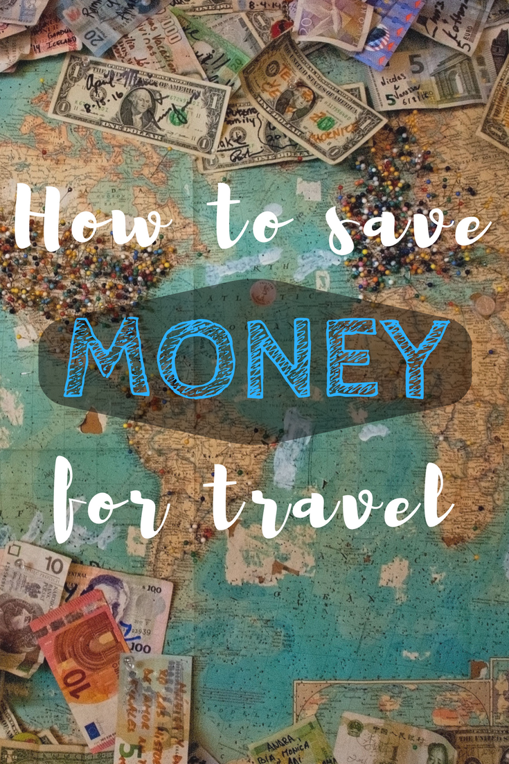 Struggling to fund your next trip? Here are some ideas for how to save money for travel. #savemoney #moneyfortravel