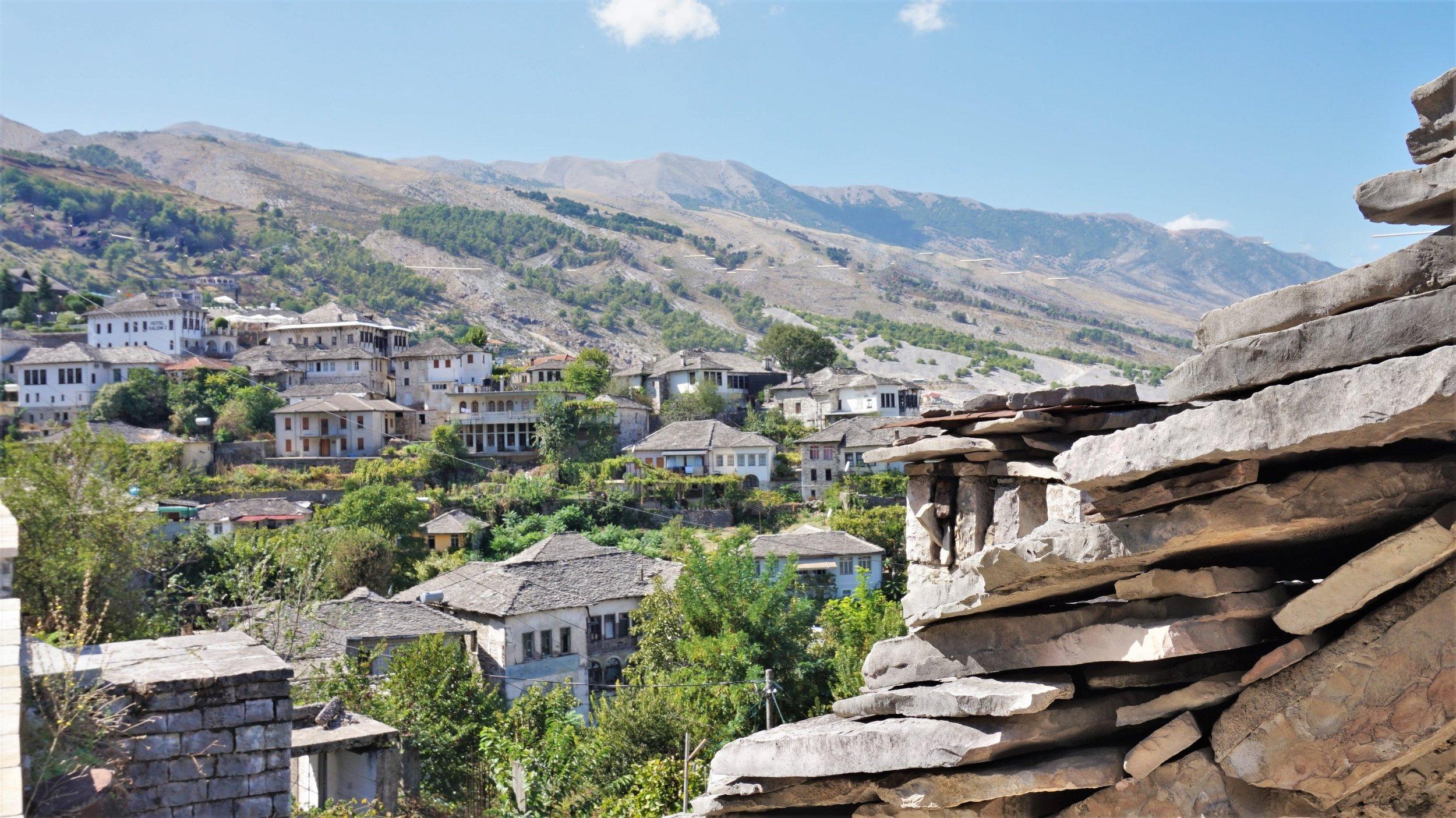 visit Gijrokaster best places to visit in albania