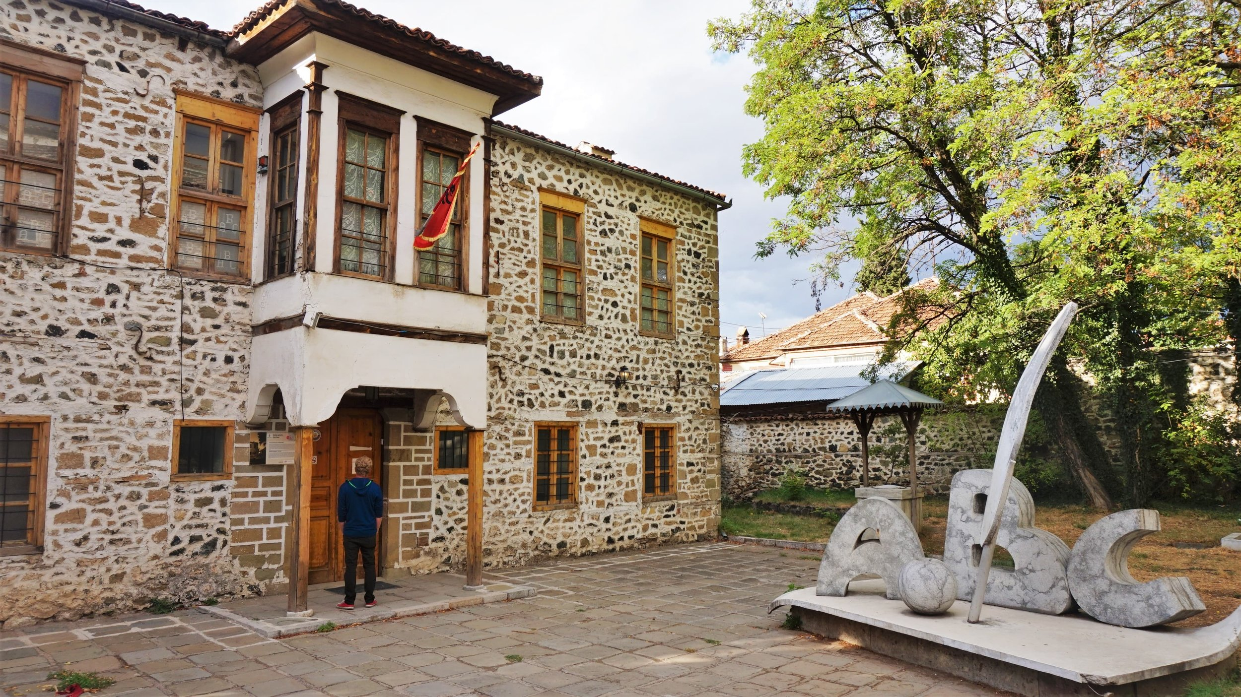 Best things to do in albania visit albania's first school korce