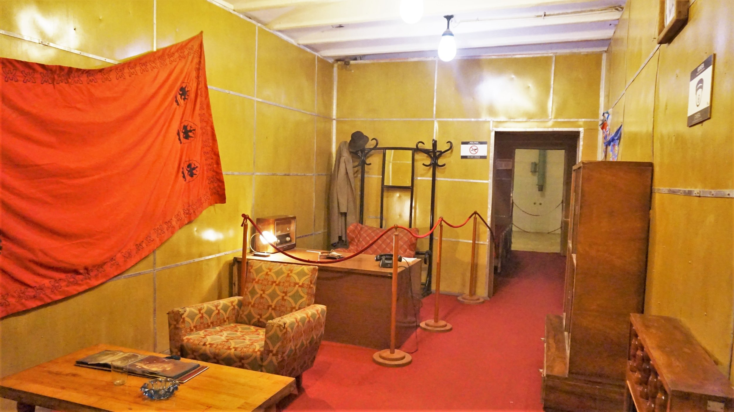 If you are not sure what to do in Tirana on a rainy day? Visit one of the history loaded museums in Tirana.
