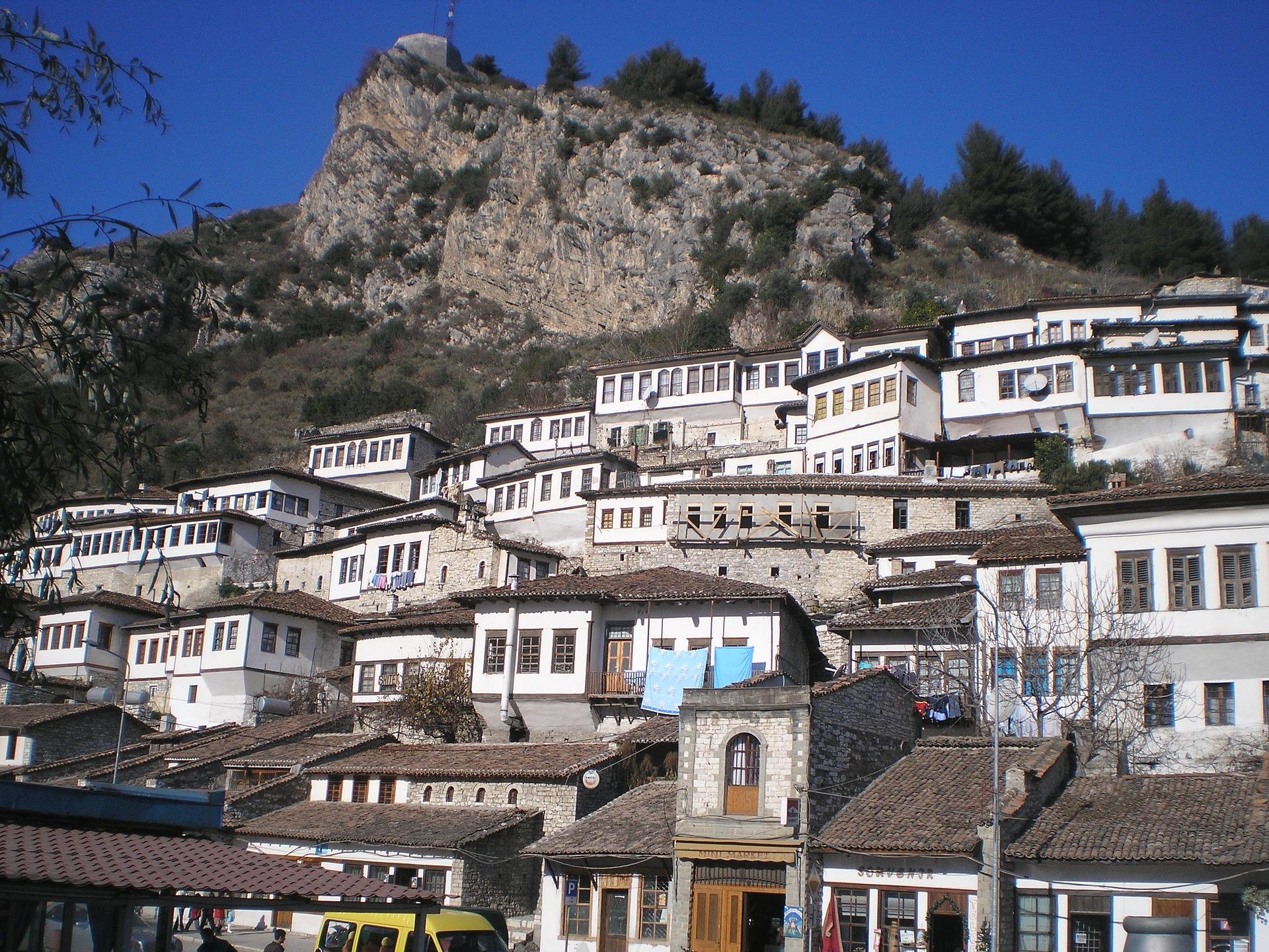 visit Berat from Tirana as a day trip.