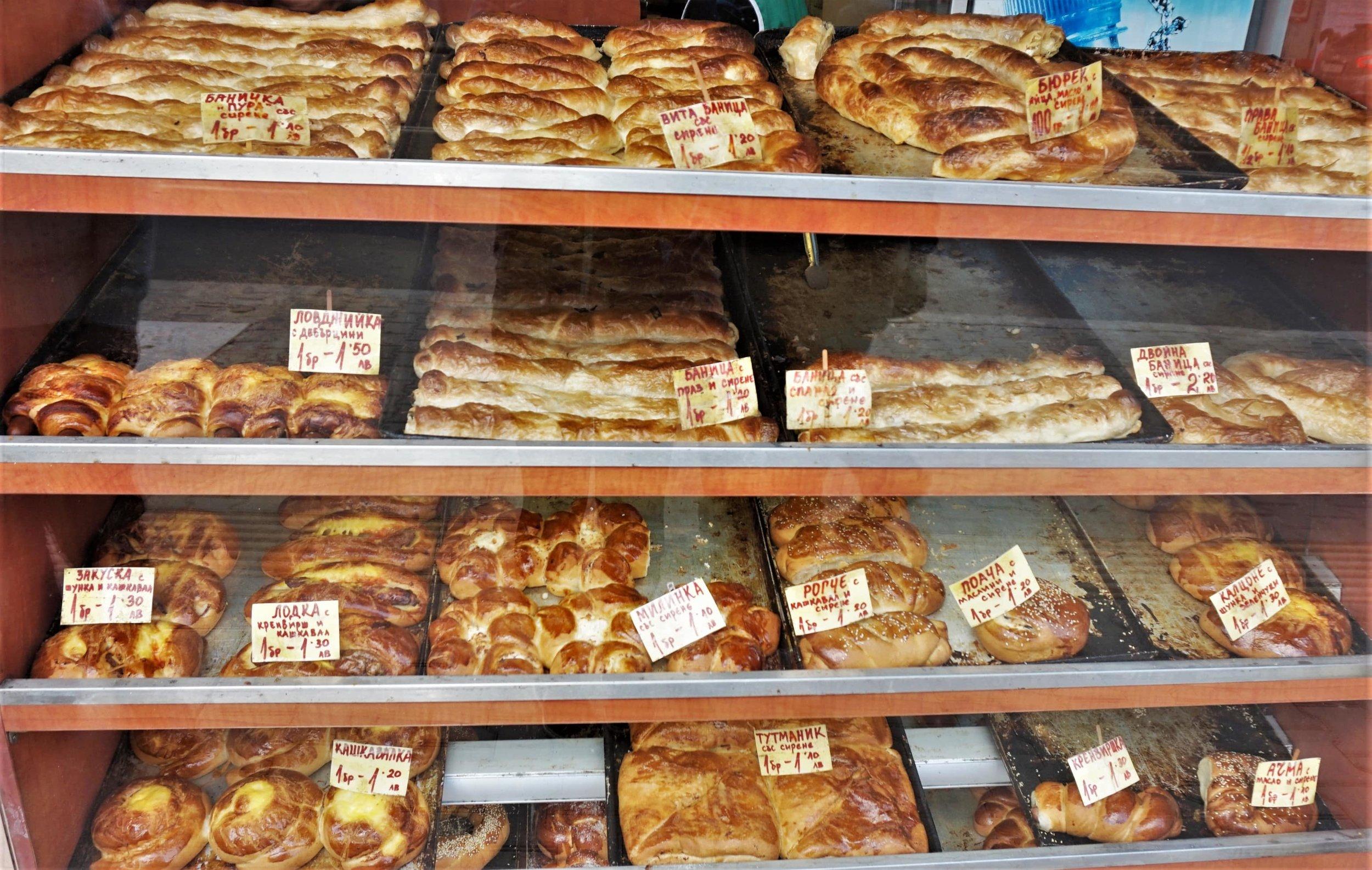cheap food in sofia