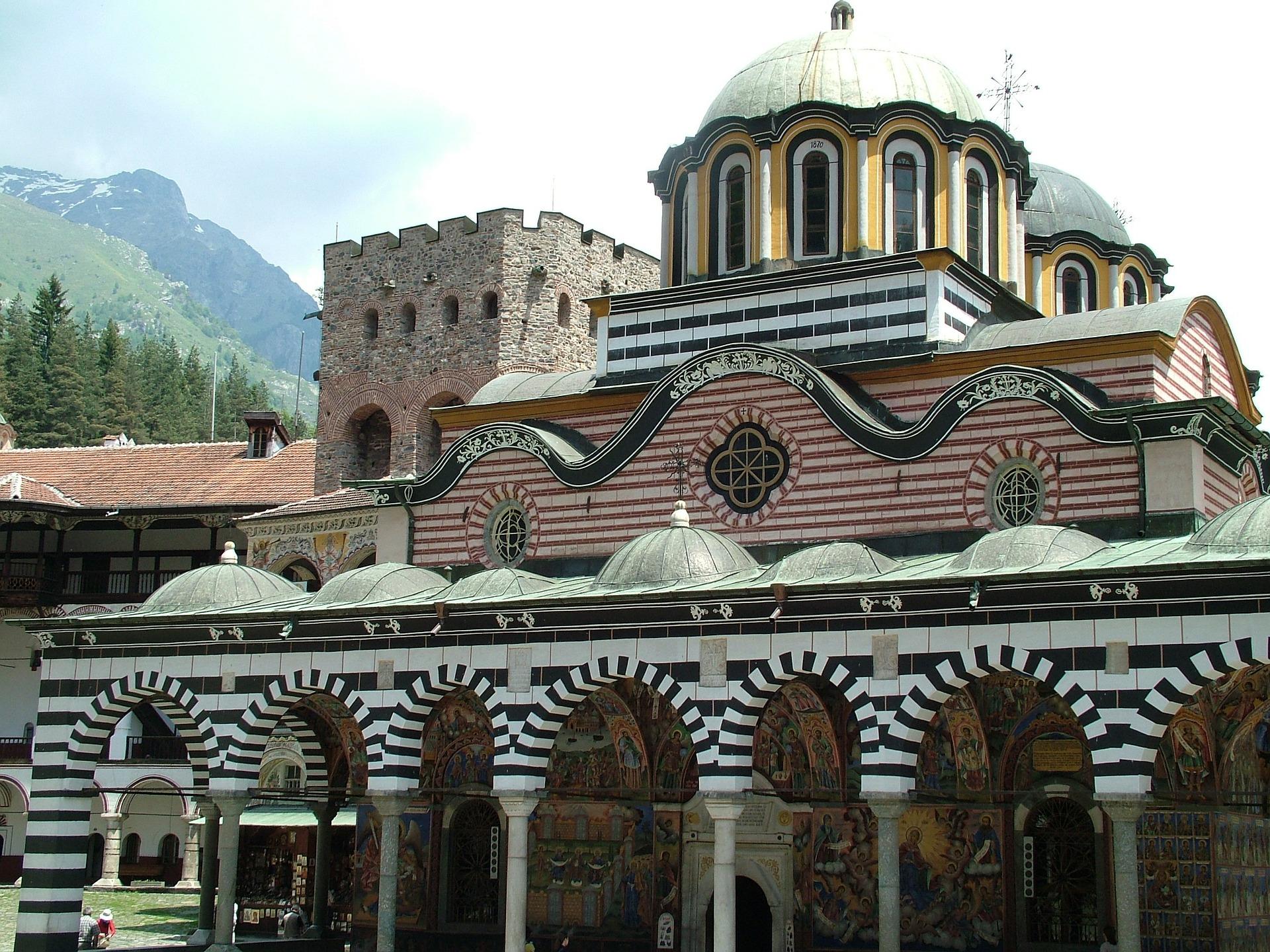 rila monastery sofia
