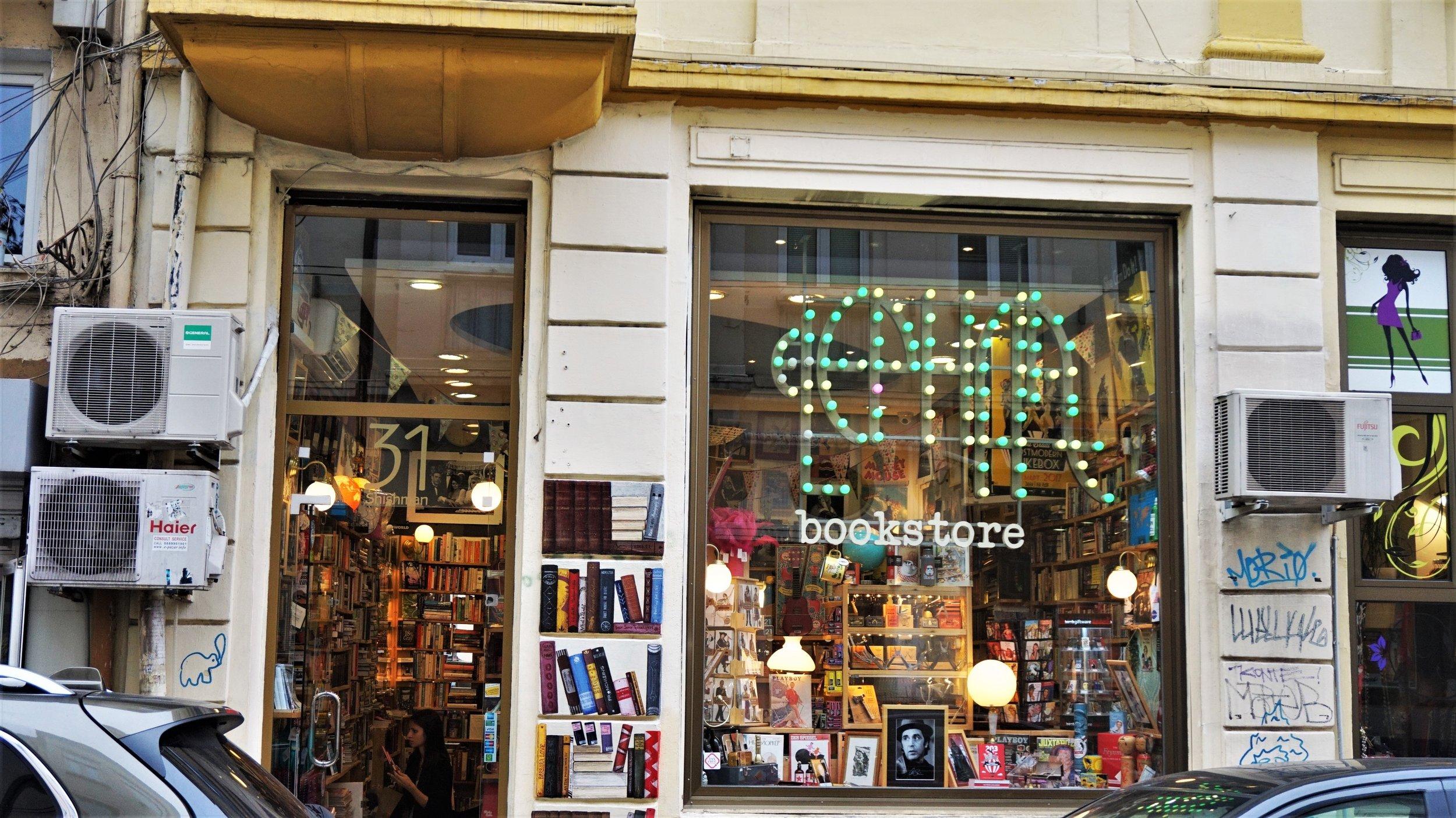 bookshop sofia.JPG