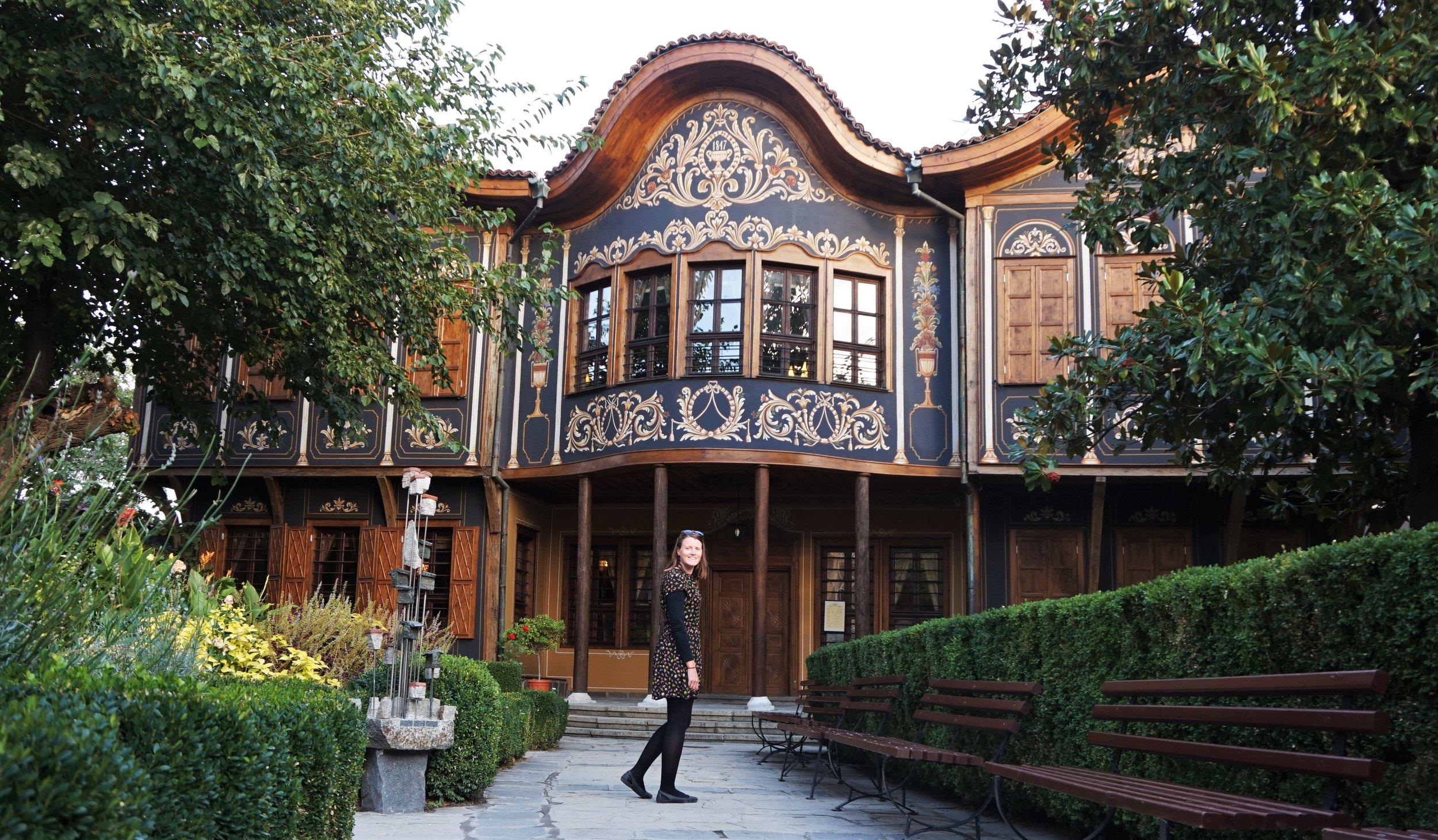 where to go in the balkans plovdiv bulgaria
