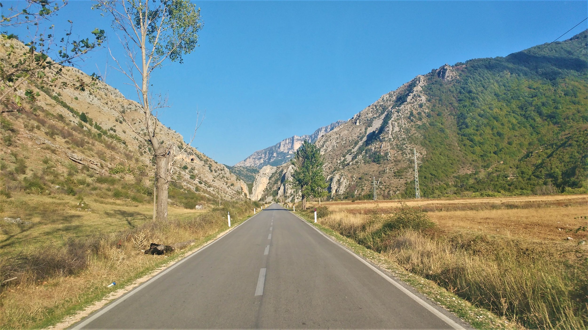 driving in albania safety and insurance