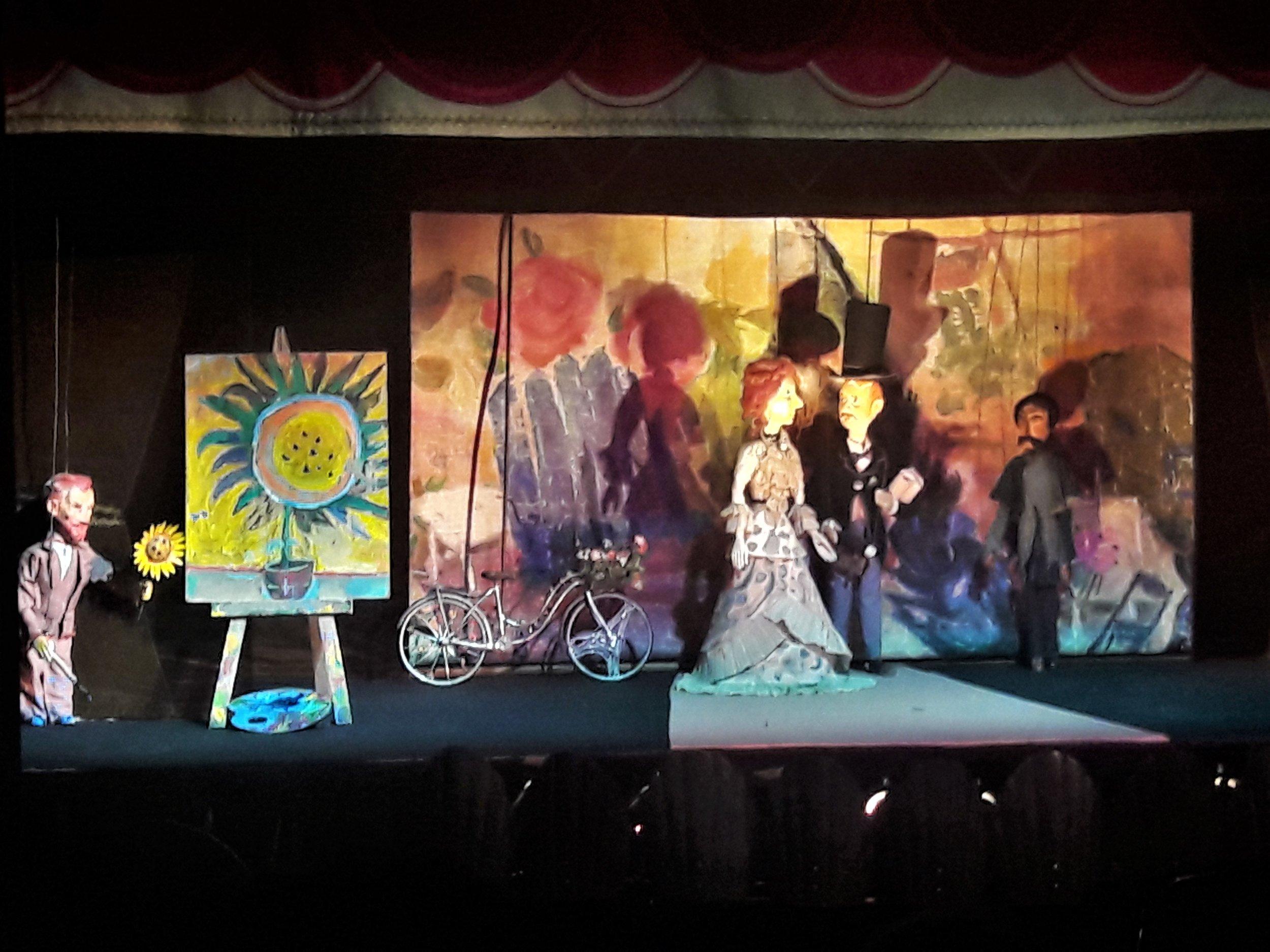 puppet theatre tbilisi georgia