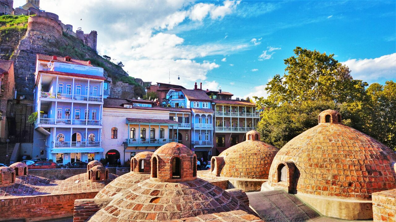 Three-week travel Itinerary for Georgia. Tbilisi is a must-see during your trip in Georgia.