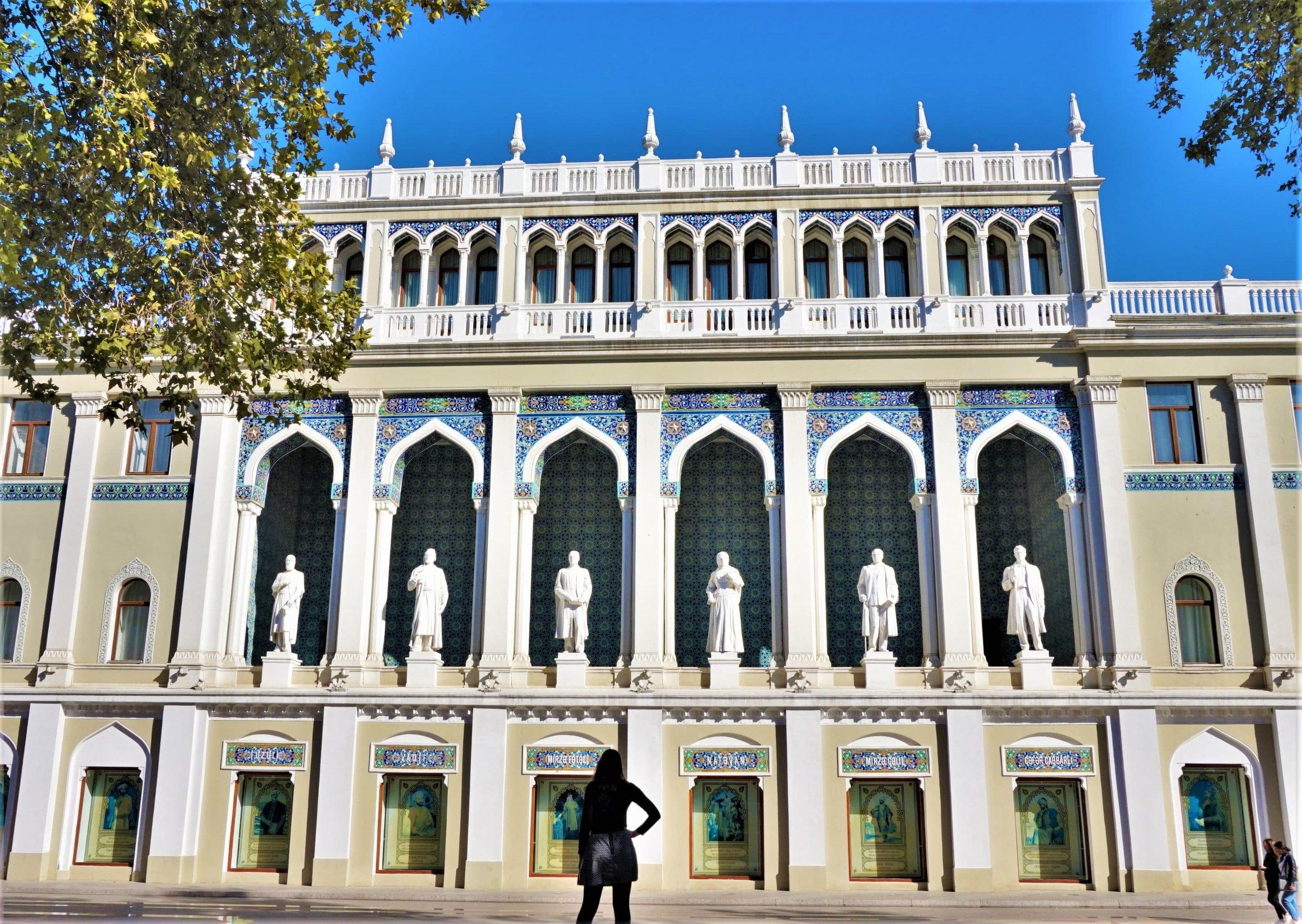 Museum of azerbaijani literature