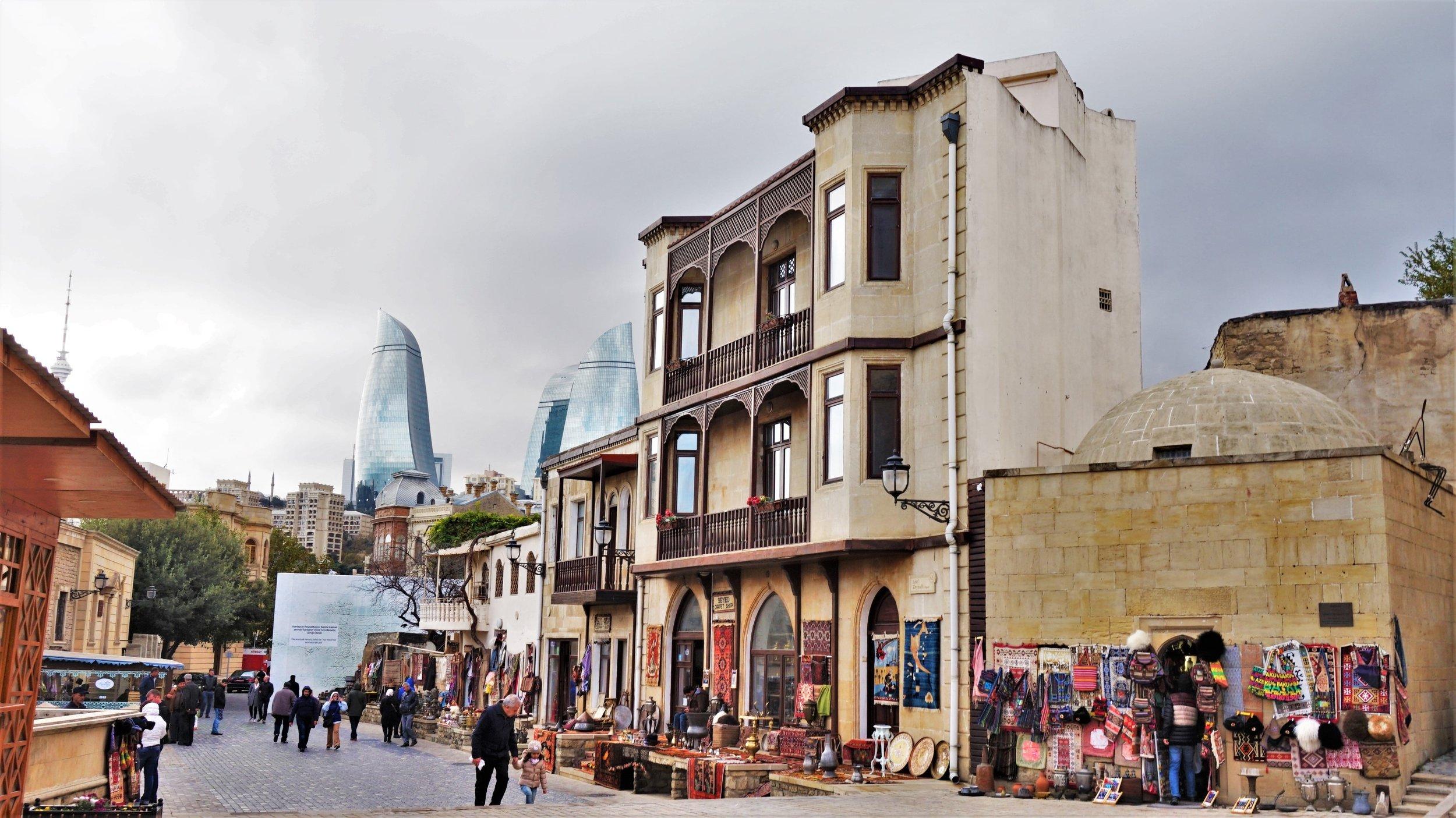baku azerbijan 2 day itinerary