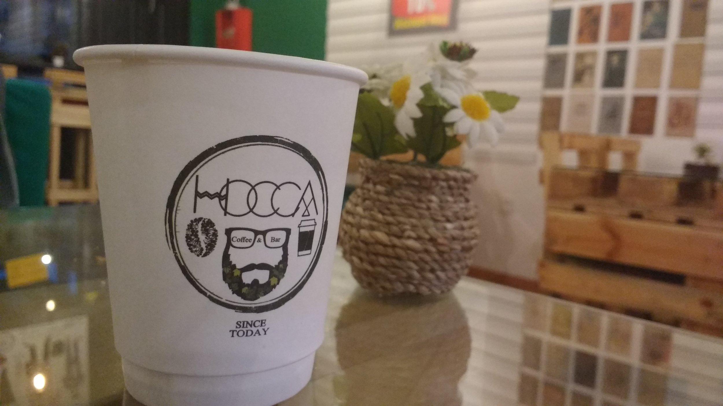 Hocca cafe Baku
