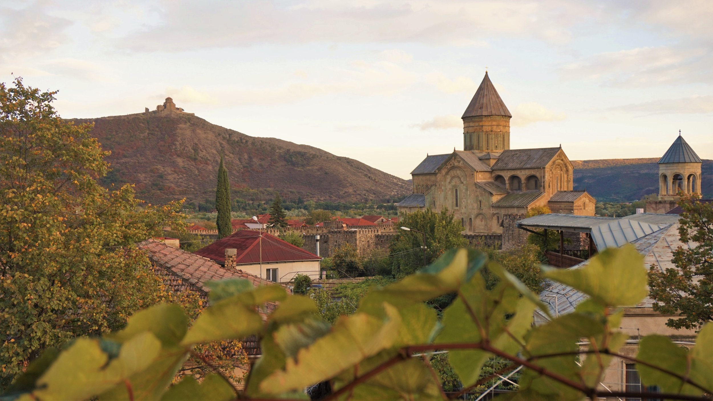 mtshketa makes a perfect day trip from tbilisi
