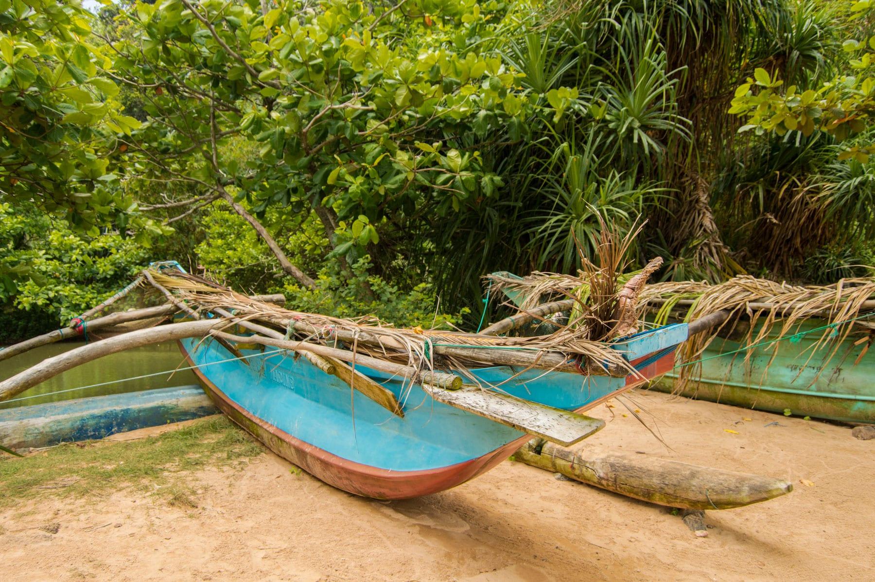 Jungle Beach as a calmer Sri Lanka beaches option!
