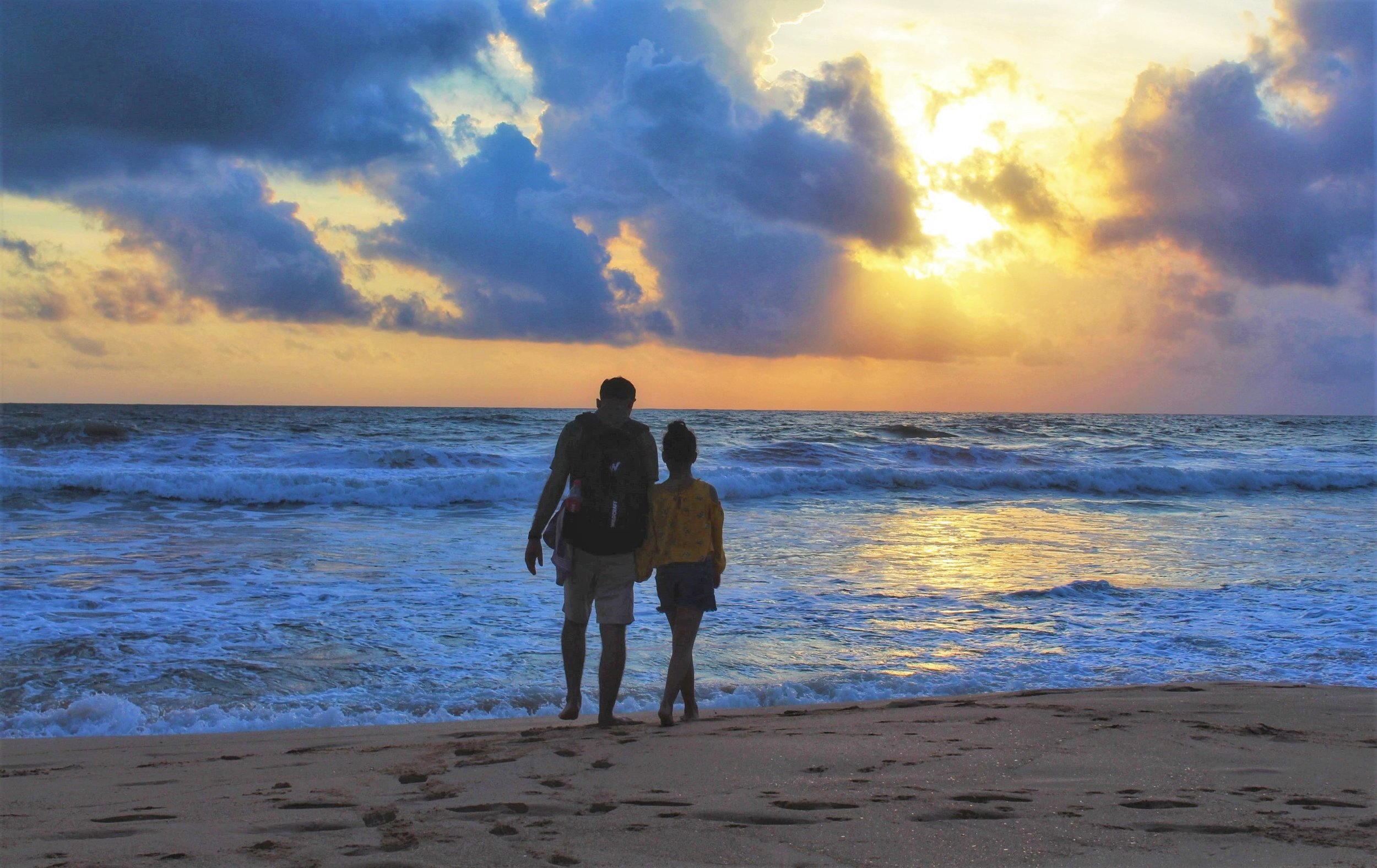 Unawantuna definitely made it on our list of the best beaches in Sri Lanka.