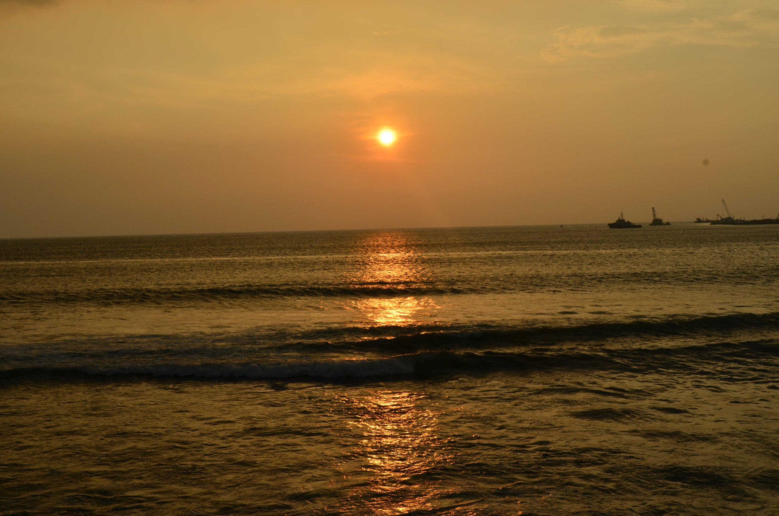 Marissa with its white-sand beaches made it on our list of the best beaches in Sri Lanka.