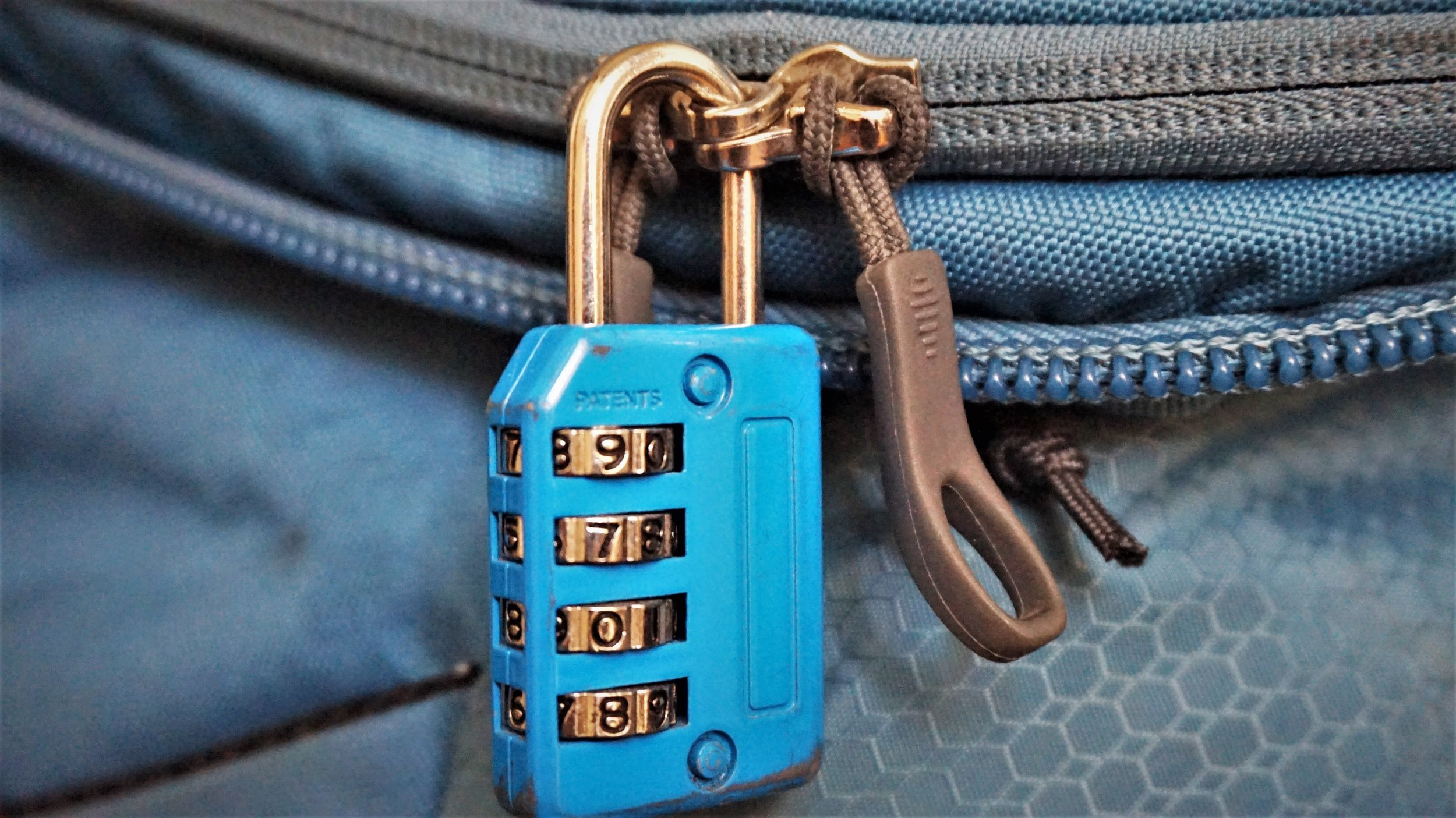 features of a good carry-on backpack for travel lockable zips
