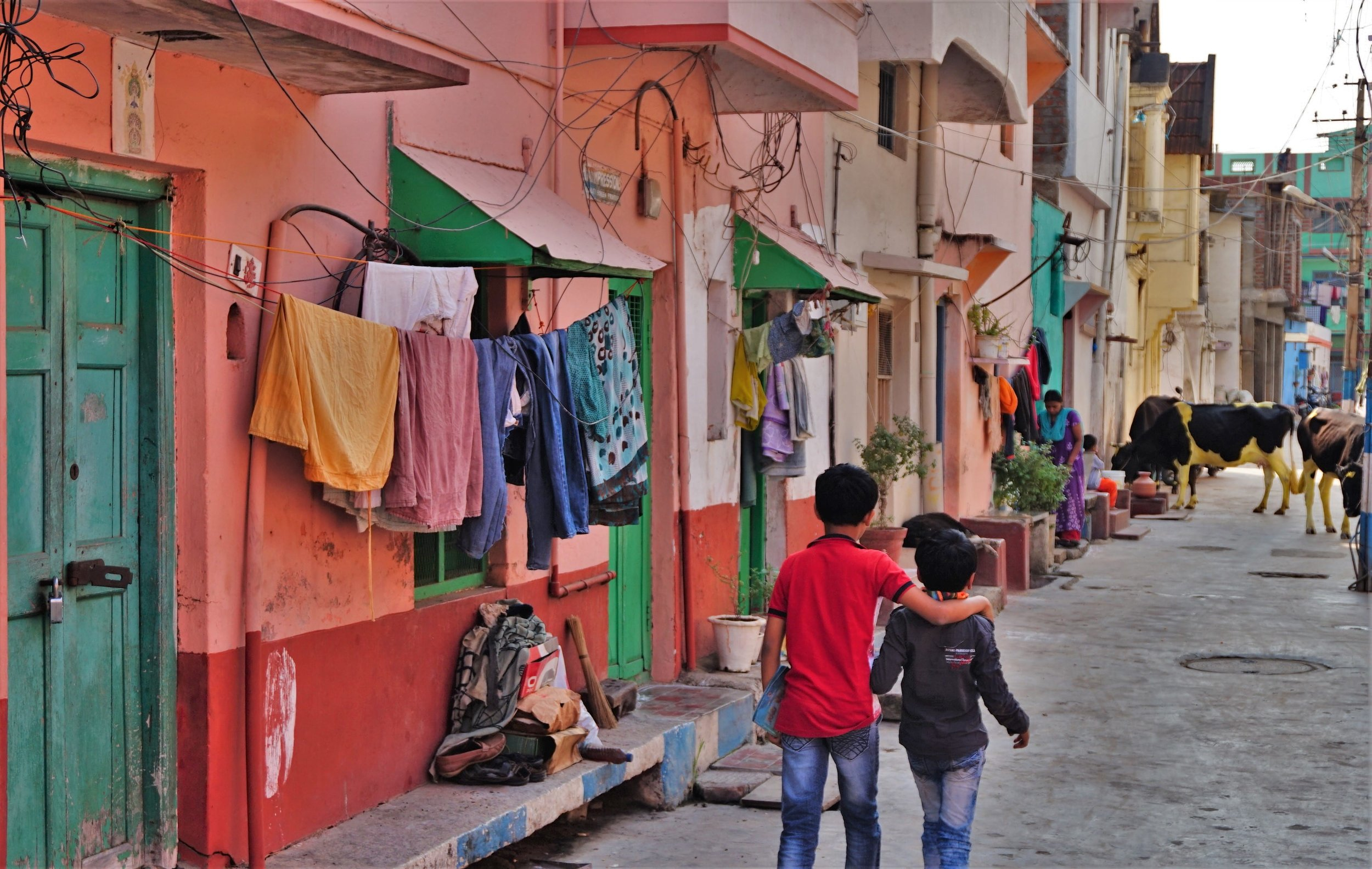 Wander the beautiful colourful streets of Mysore.