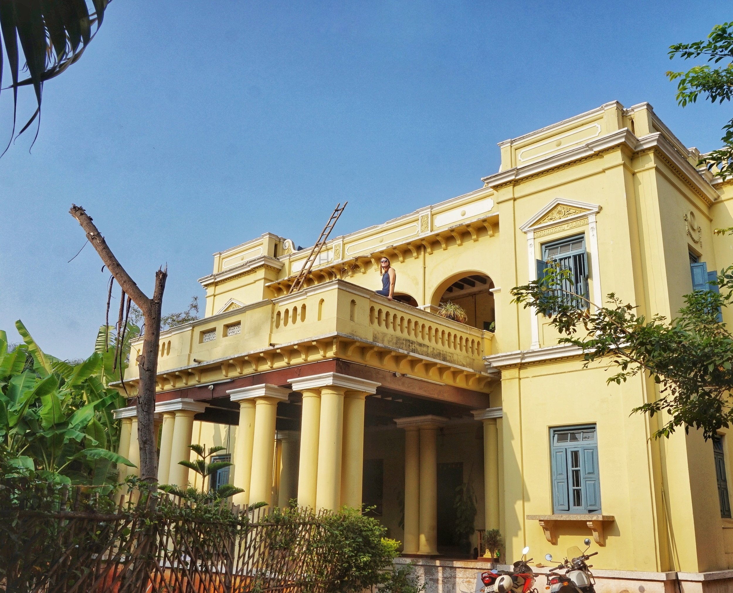The Mansion 1907 is a great Hostel to stay in during your time in Mysore.