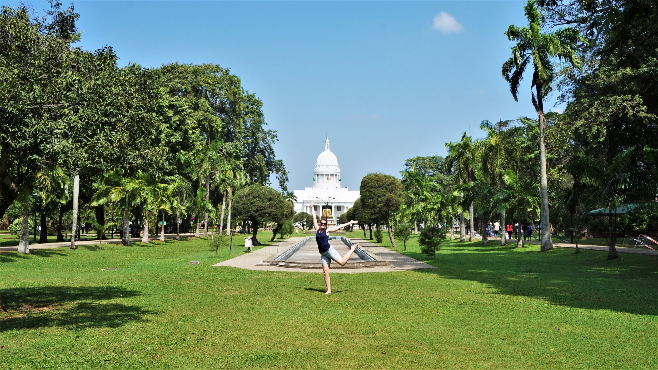colombo city is one of the best places to visit in sri lanka