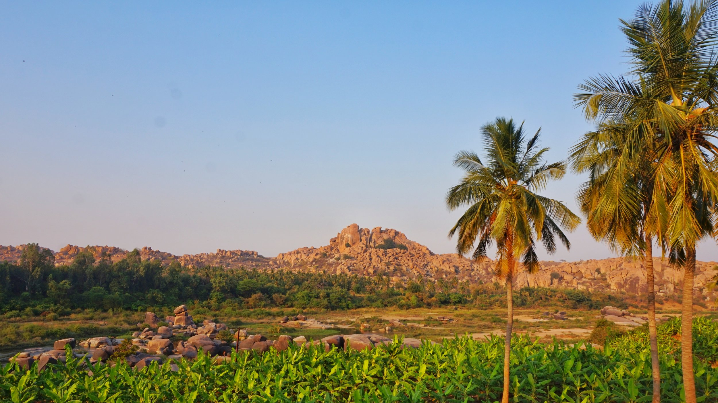 There are plenty of things to do in Hampi! The ruins around this area are some of the most significant in India and therefore one of the best places to visit in Hampi.
