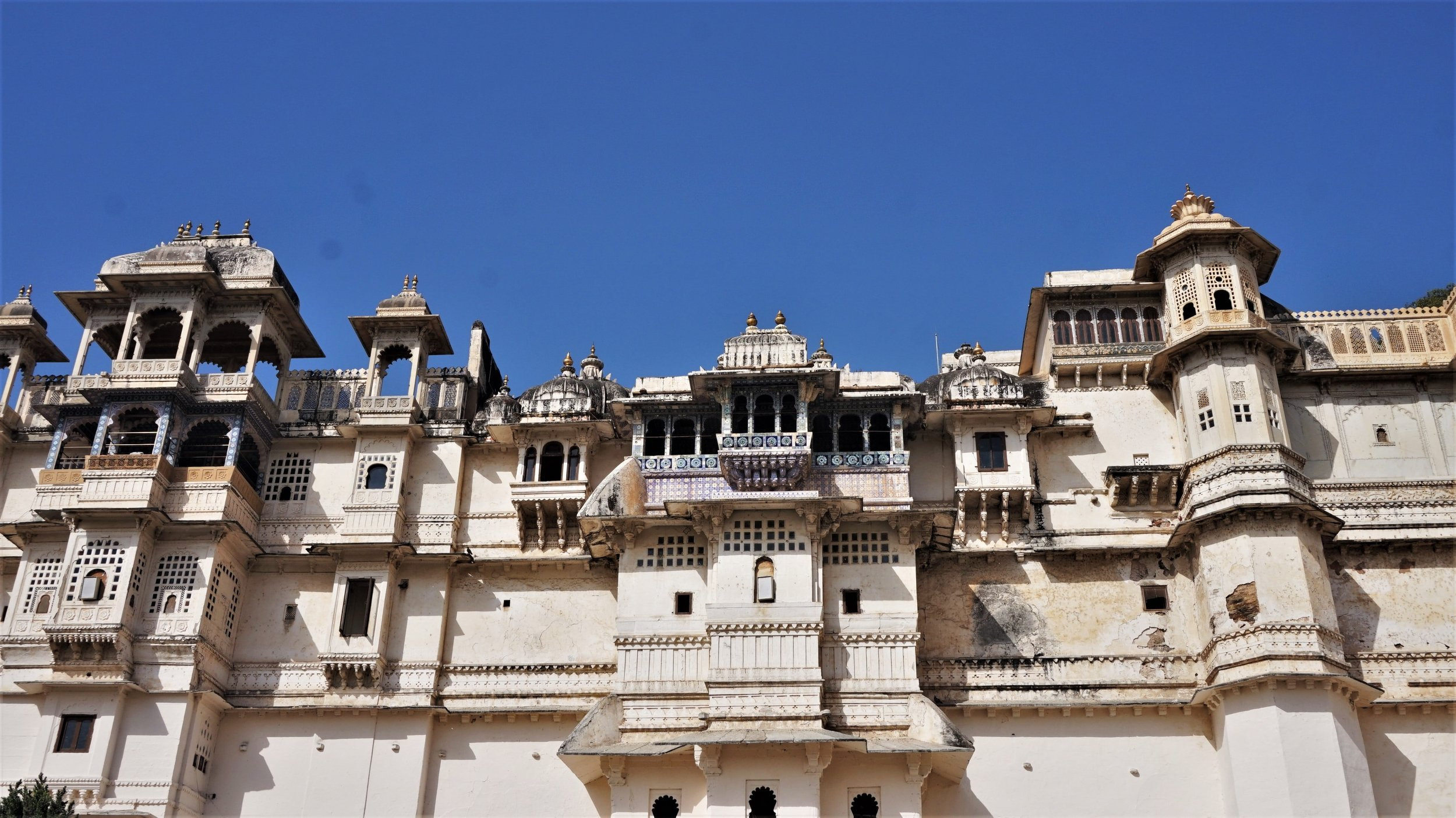 The Udaipur City Palace is one of the best places to visit in Udaipur. This palace should be on your list of things to do in Udaipur!