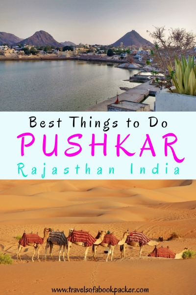 Are you travelling in India? Then check out the top things to do in Pushkar on your way through Rajasthan! #pushkar #rajasthan #india #indiatravelitinerary #thingstodoinpushkar