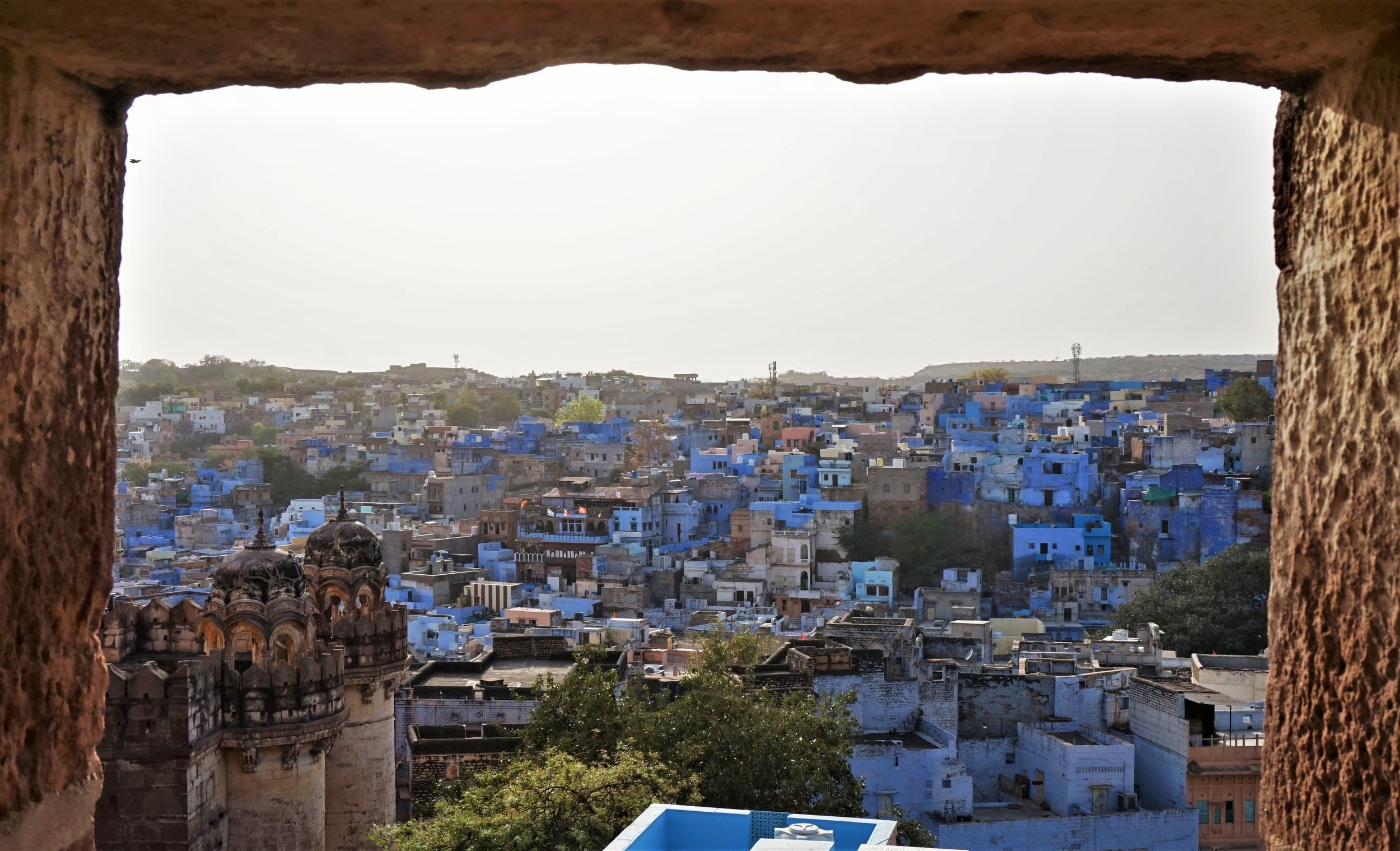 Rajasthan itinerary for independent travel!