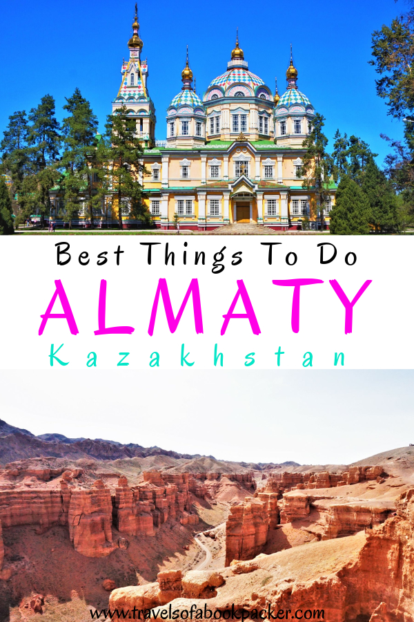 Planning a trip to Central Asia? Read our detailed guide including the best things to in Almaty, best places to eat in Almaty, cafes in Almaty and where to stay in Almaty. Discover Kazakhstan's ancient capital! #almaty #kazakhstan #cityguide #thingstodoinalmaty #centralasia #asia