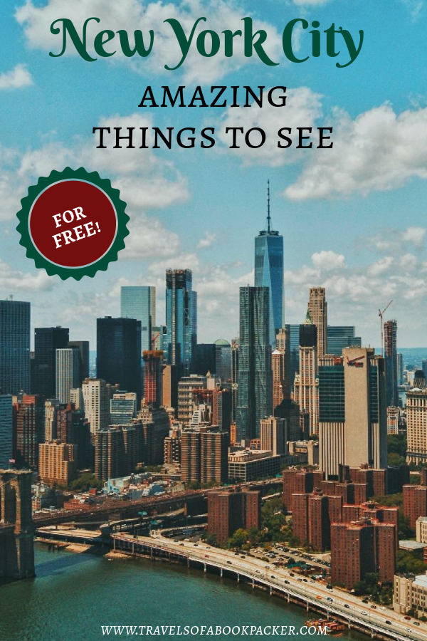 New York City is sooo expensive, right!? Here are some ideas to stay in the budget and still enjoy your time in this amazing city. #NYC #newyorkcity #unitedstates #america #budgettravel #bigapple