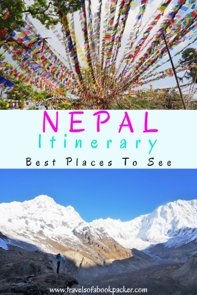Planning a trip to Nepal? Read our Itinerary with all the information you need. Including Kathmandu, Trekking in the Himalayas, Chitwan National Park and much more. #nepal #nepalitinerary #asia #kathmandu #hikingnepal #trekkingnepal #annapurnabasecamp #himalayas #thingstoseenepal