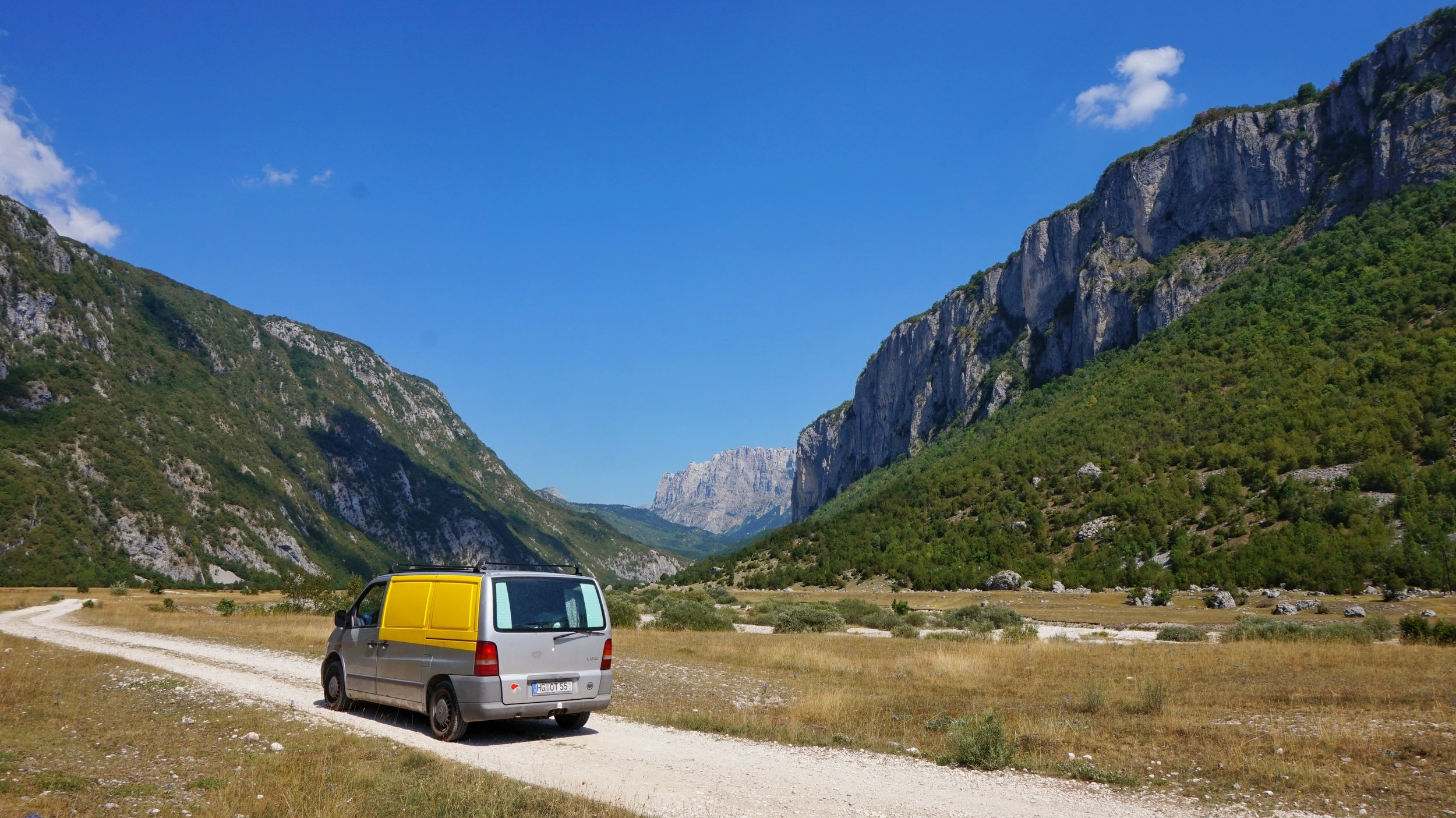 One of the great valleys near the Durmitor National Park. Definitely a must-see place during your trip to Montenegro.