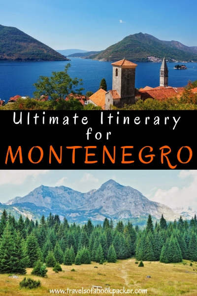 Your ultimate guide to planning the perfect itinerary in Montenegro. All the best places to visit in Montenegro with recommended time and accommodation options so you can build your own Montenegro itinerary. #montenegro #balkan #thebalkans #itinerary #travelitinerary #montenegroitinerary #bestplacesmontenegro