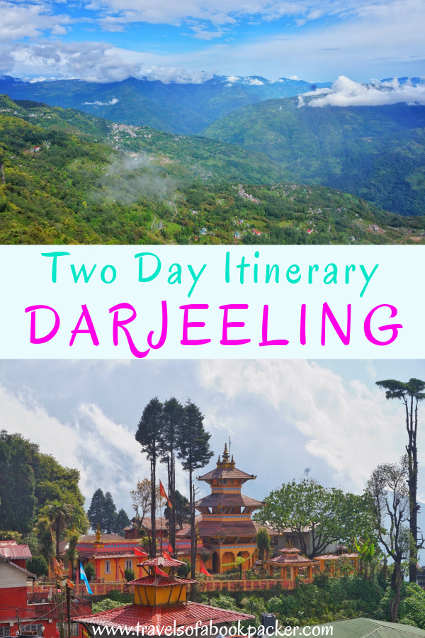 Planning a trip to darjeeling? Read about everything you need to know to plan a two day itinerary in Darjeeling. Including transportation options, some amazing tea experiences and the best places to see in Darjeeling! #darjeeling #india #asia #tea #teaestate #bestteadarjeeling #teadarjeeling #darjeelingitinerary #bestplacesdarjeeling