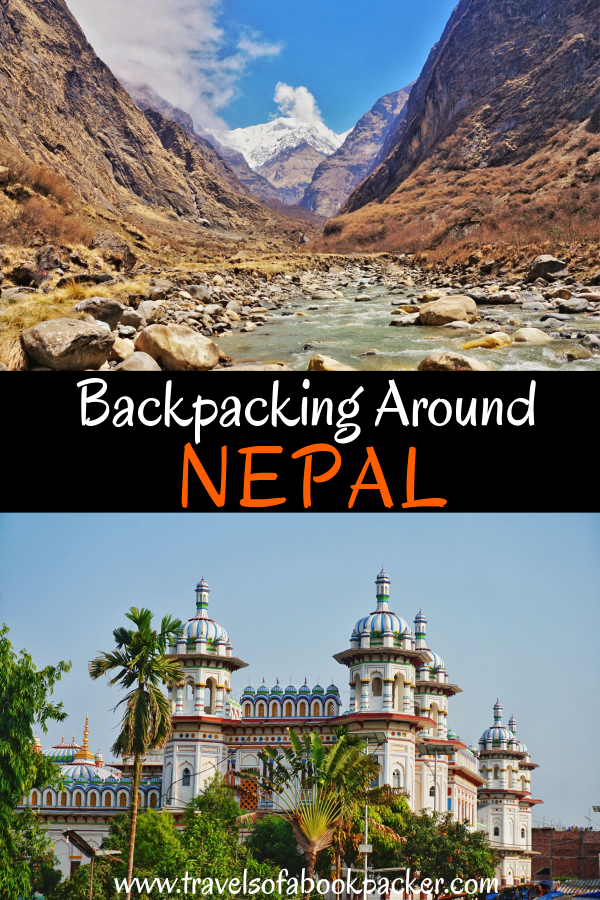 Everything you need to know about backpacking in Nepal. Detailed information about transport in Nepal, food and accommodation in Nepal, visas for Nepal, budget and more! #asia #nepal #backpacking #backpackingnepal #amazingnepal #hikingnepal #trekkingnepal