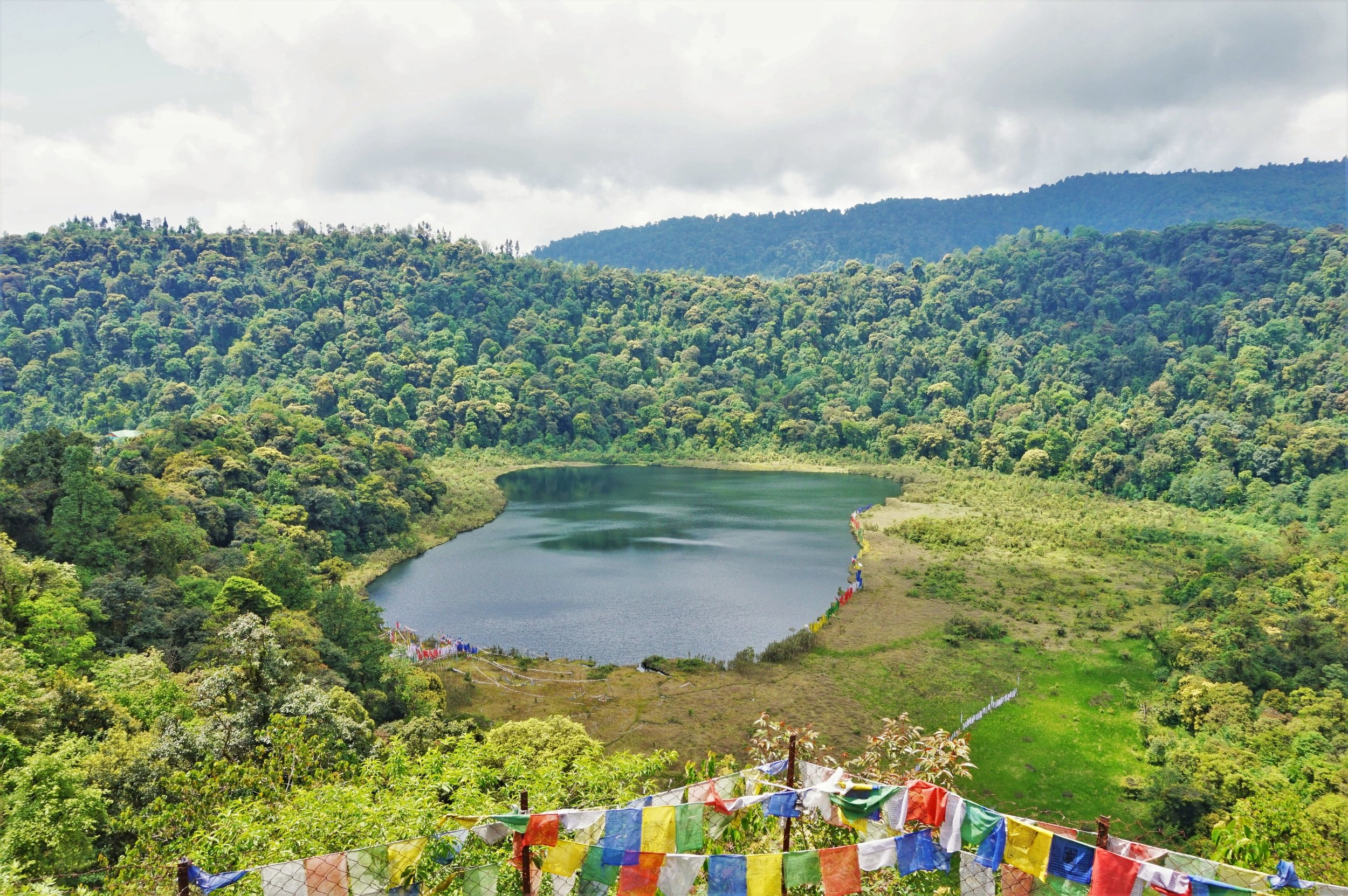 One of the best places to see when you are backpacking in Sikkim.