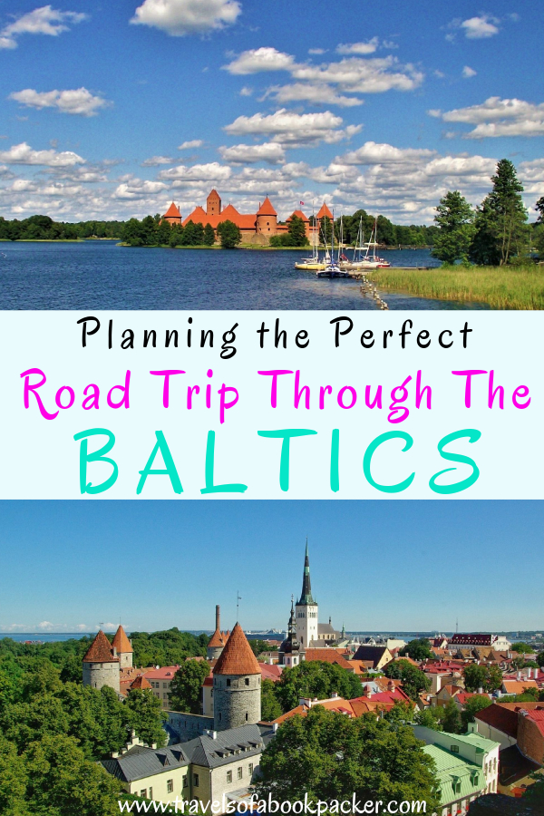 All the best places to see on your journey through the Baltics (Lithuania, Latvia, Estonia). Top places for your Baltics itinerary as well as tips and advice for driving in the Baltics. #baltics #roadtrip #balticsroadtrip #balticsitinerary #vanlife #lithuania #latvia #estonia