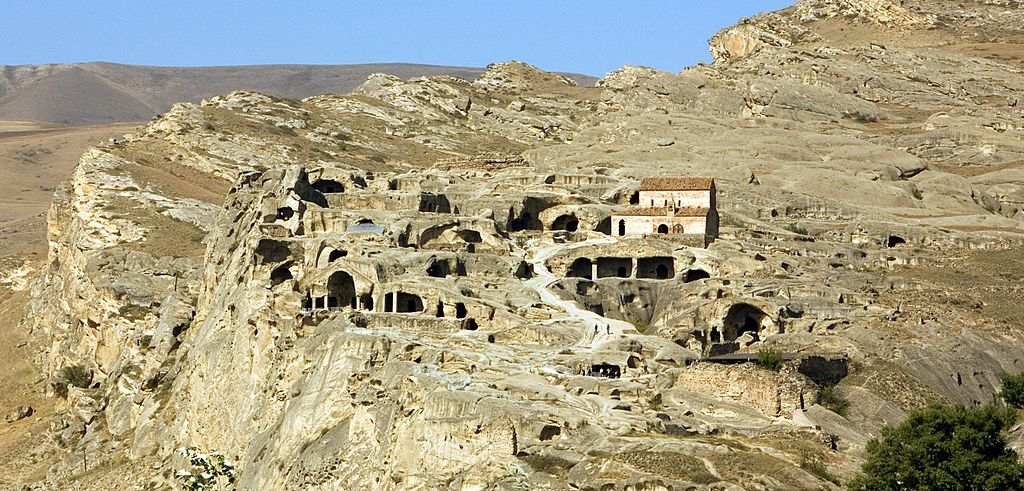 Visit Uplistsikhe on a day trip to Gori from Tbilisi