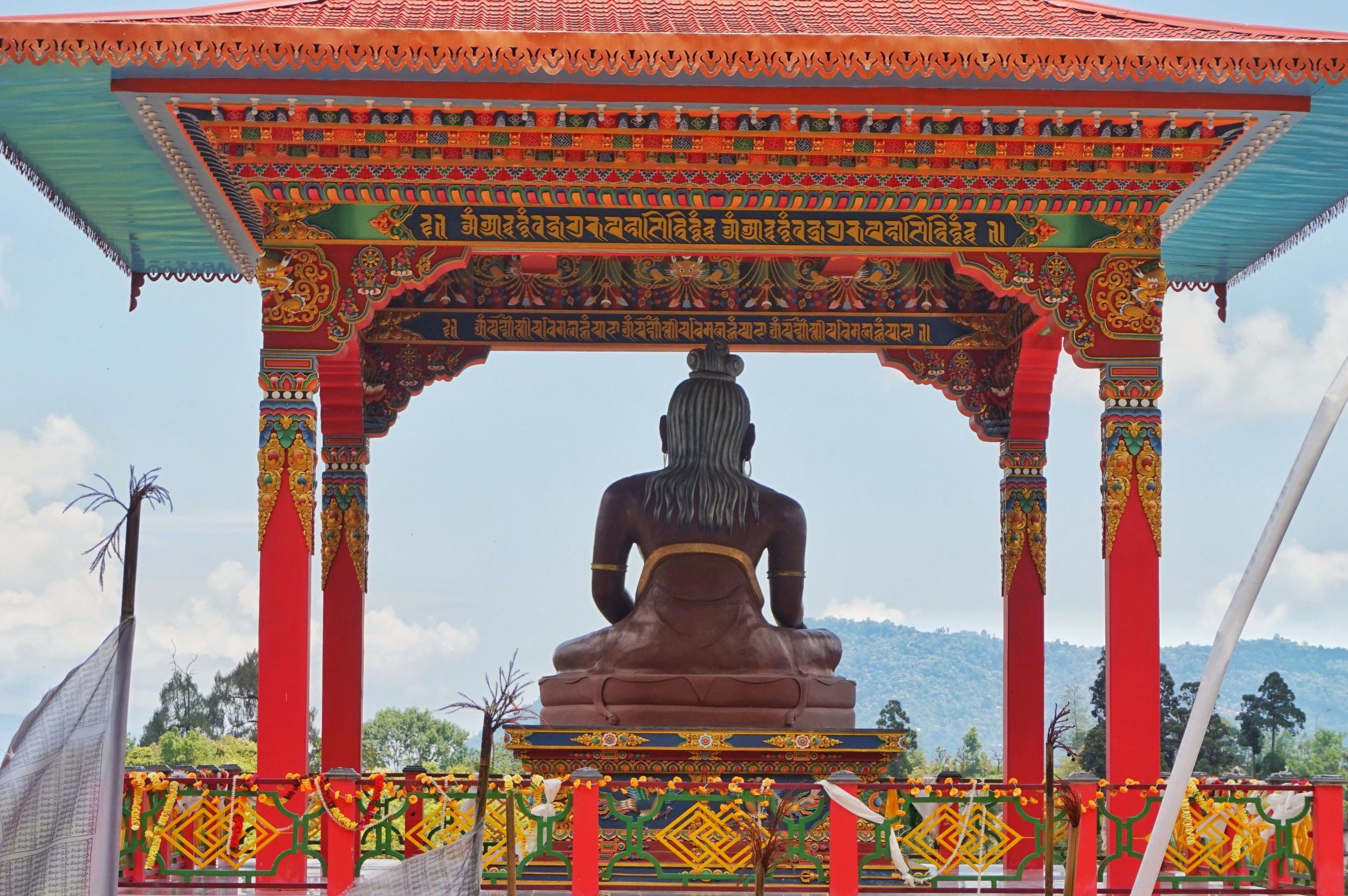 Yuksom is one of the must-visit sites in Sikkim, backpacking in Sikkim!