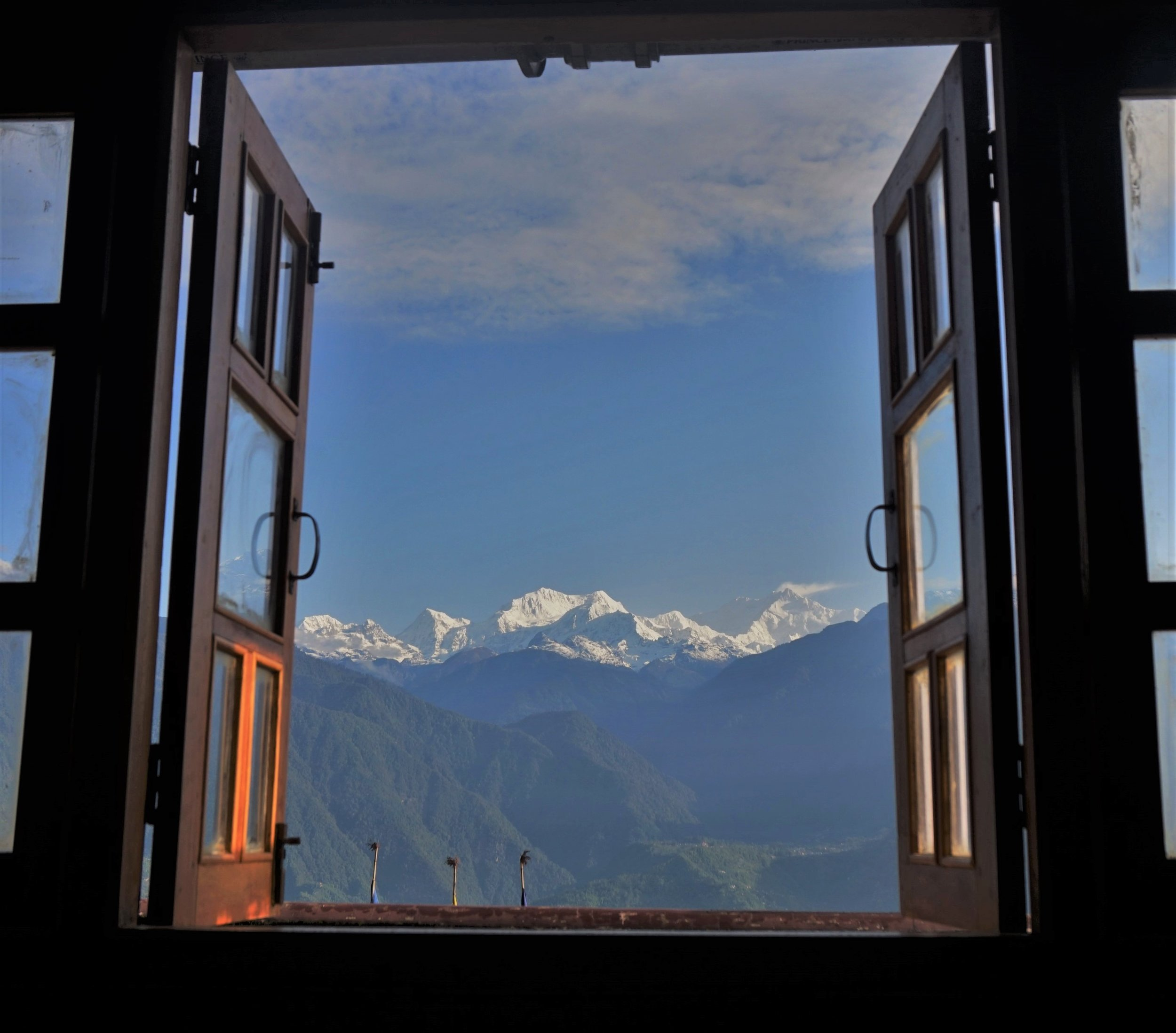 views in sikkim india