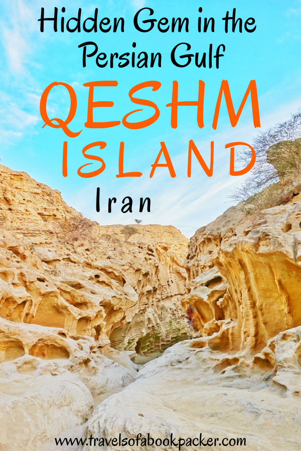 Planning a trip to Iran? Don't miss the hidden gem in the persian gulf, Qeshm Island! Read our detailed guide to Qeshm Island, Iran. Including all information you'll need about Qeshm Island. #Qeshmisland #Qeshm #Iran #Persia #Traveliran #travel #Persiangulf
