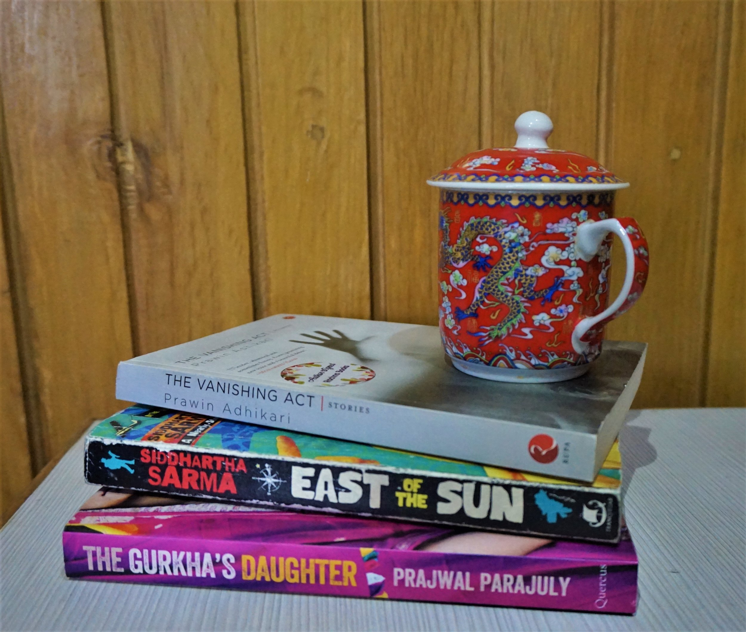 books about North East India