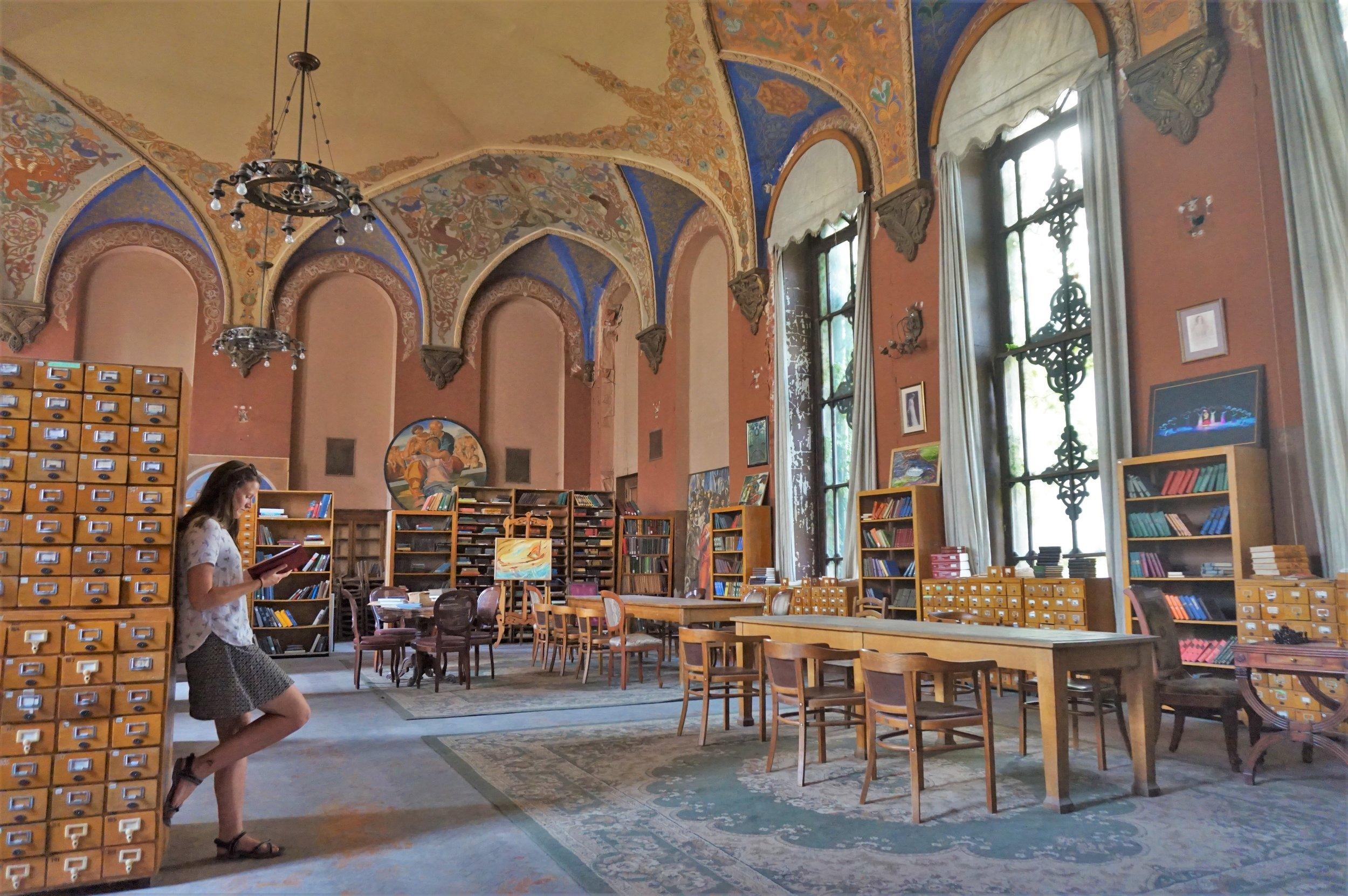 The Book Museum Tbilisi Georgia