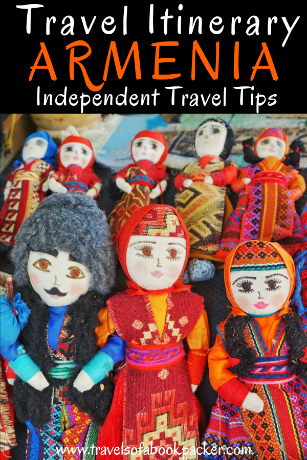 Everything you need to know for planning a travel itinerary in Armenia. All the best places to visit in Armenia including how to get there and things to see for your perfect trip to Armenia! #Armenia #Caucasus #Yerevan #Nature #hiking #Armeniaitinerary #travel #travelitinerary #Tatevmonastery