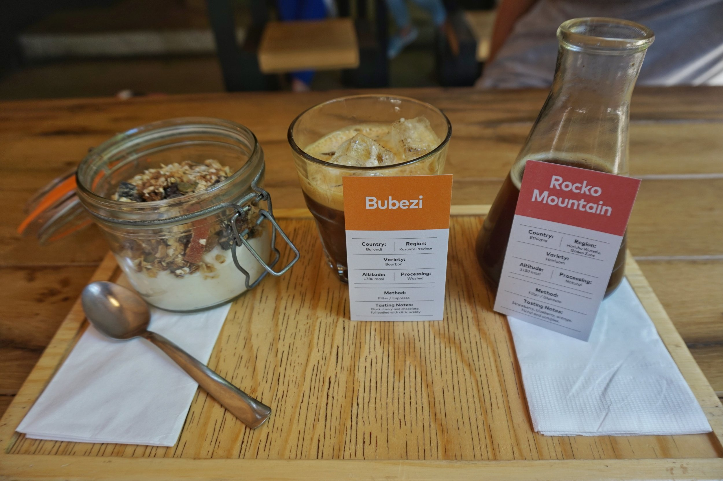 Coffee Lab is one of the best Cafes in Tbilisi!