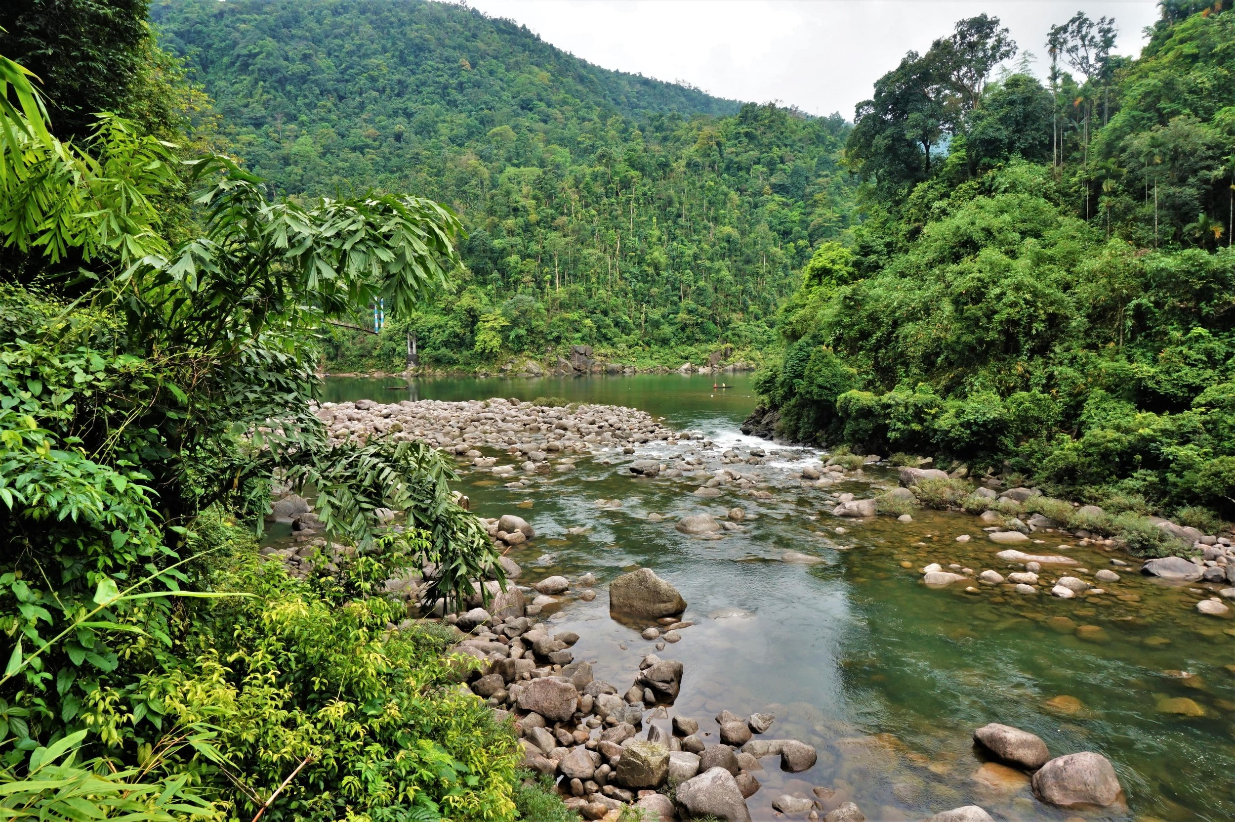 Backpacking in Meghalaya is one of the best things to do in India, North-East India is a must visit destination!